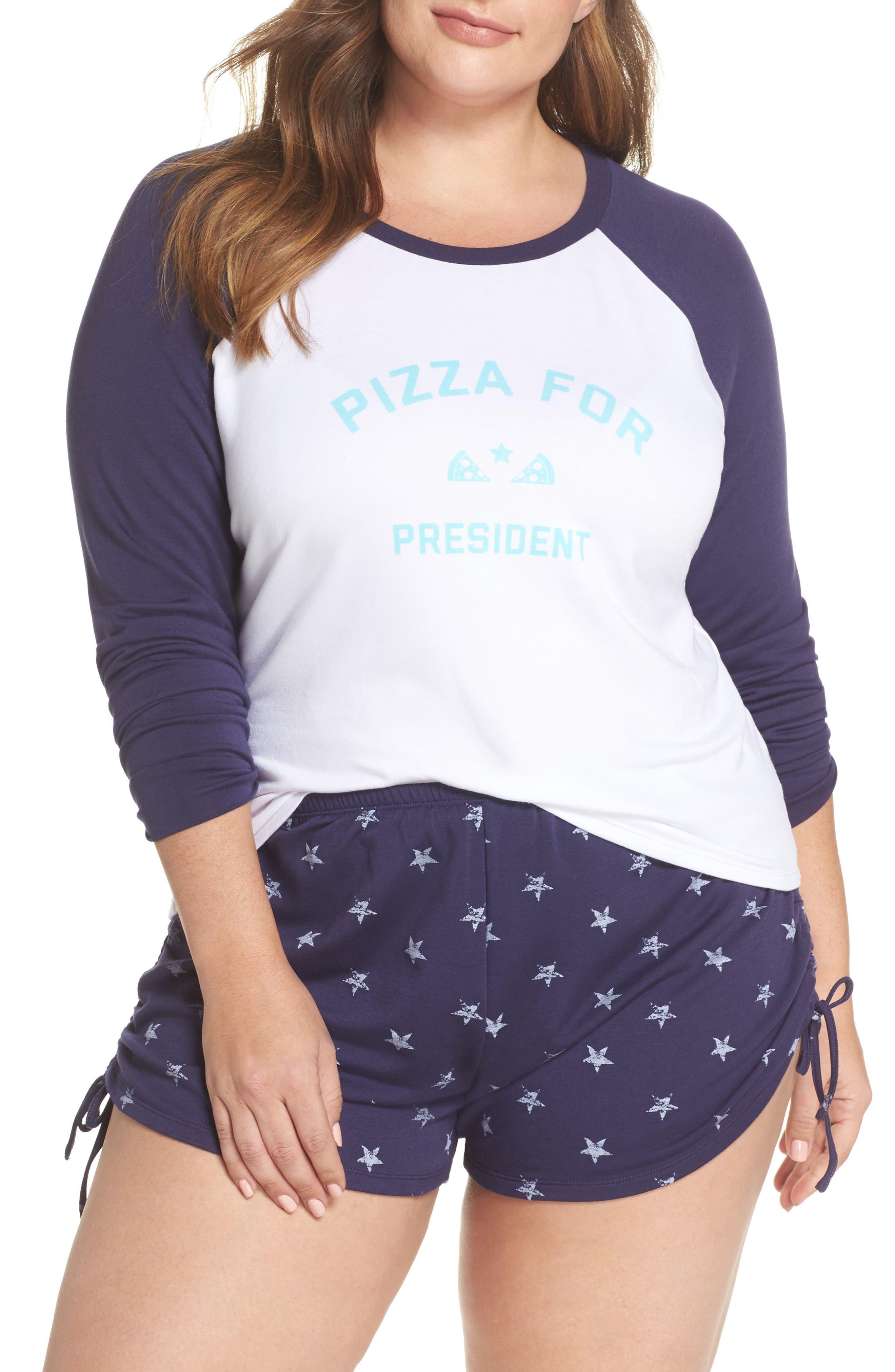 Make + Model Forever Young Short Pajamas
