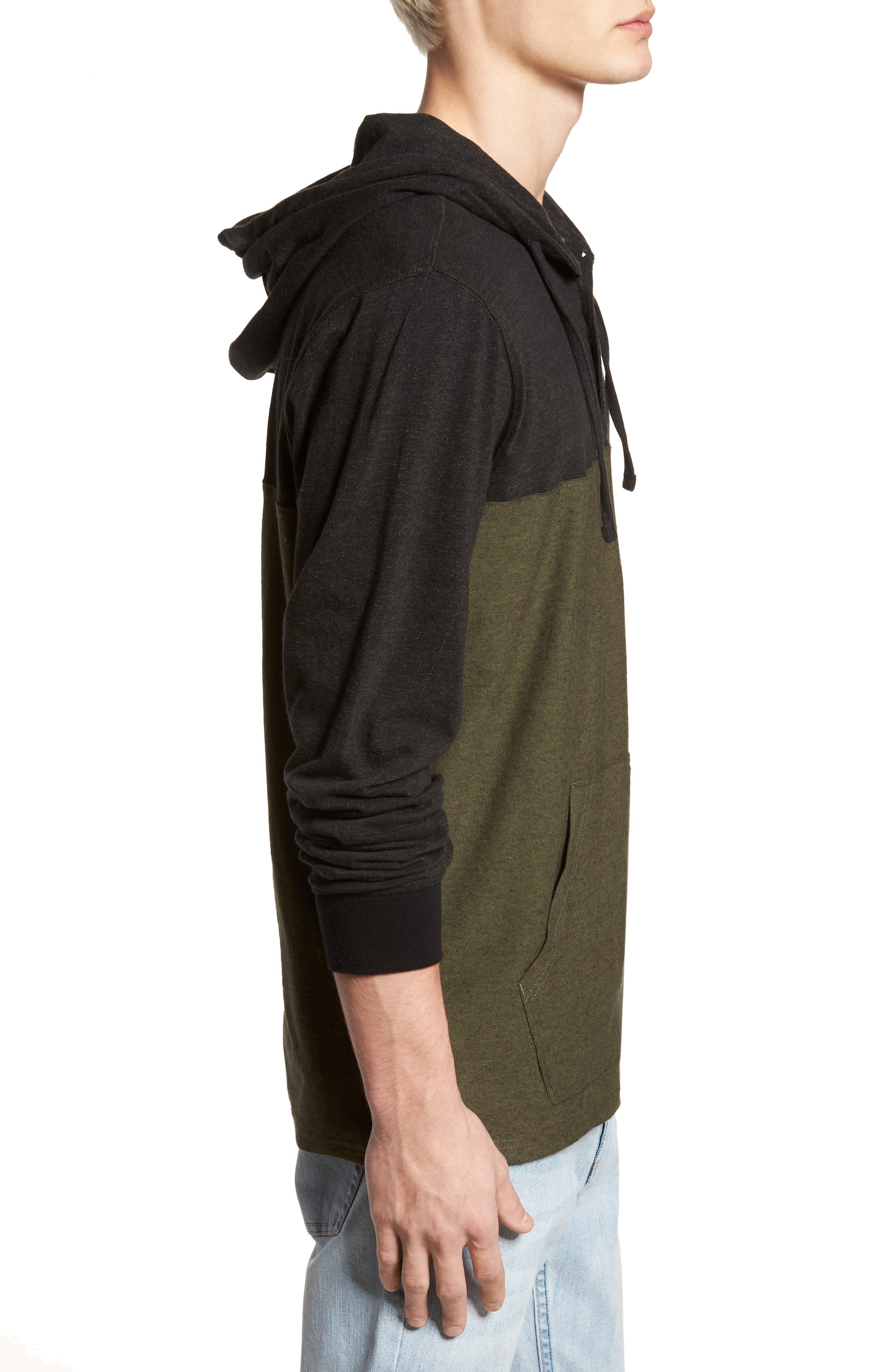 Liev Pullover,                             Alternate thumbnail 3, color,                             Black