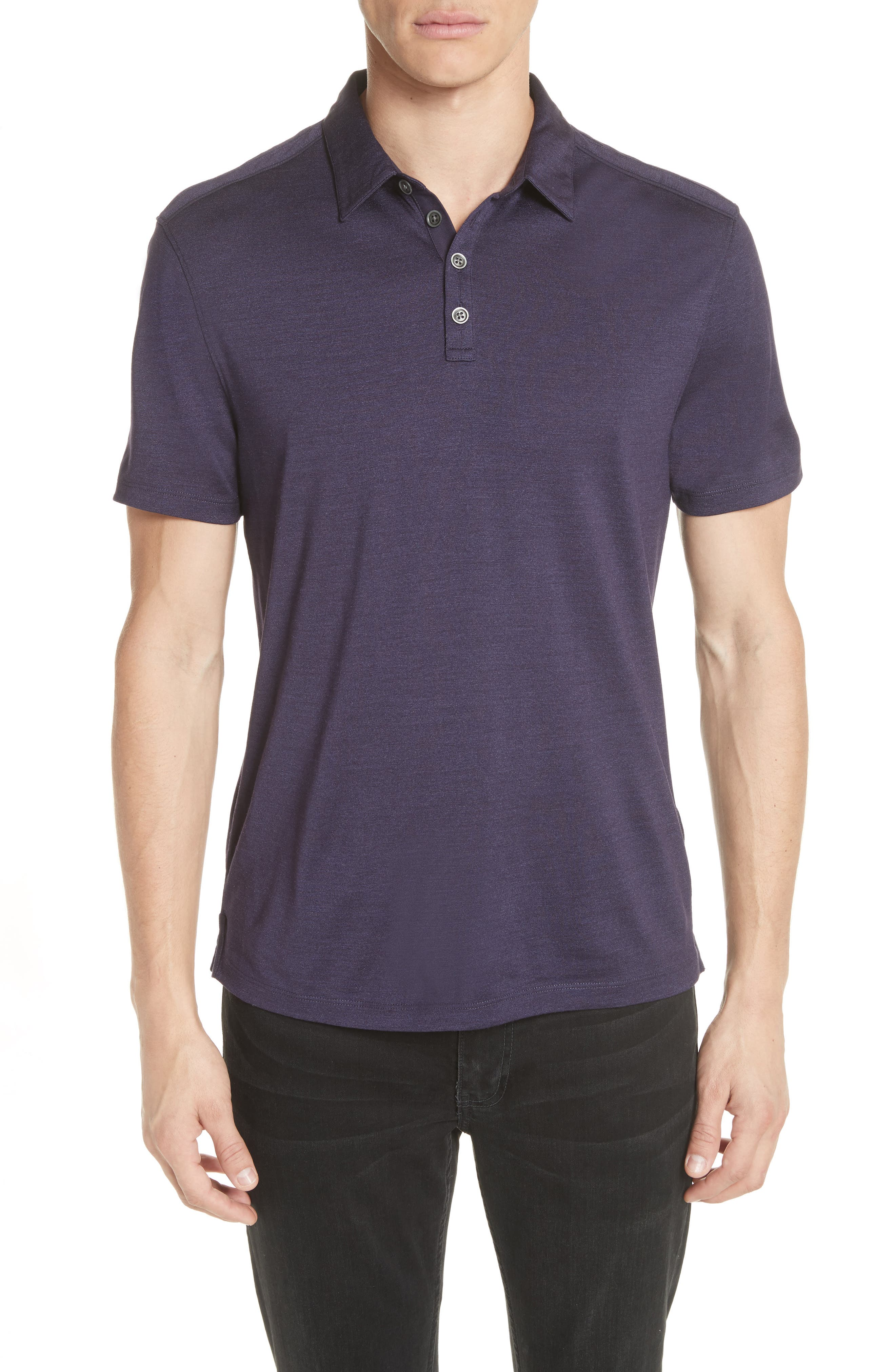 John Varvatos Hampton Jersey Polo