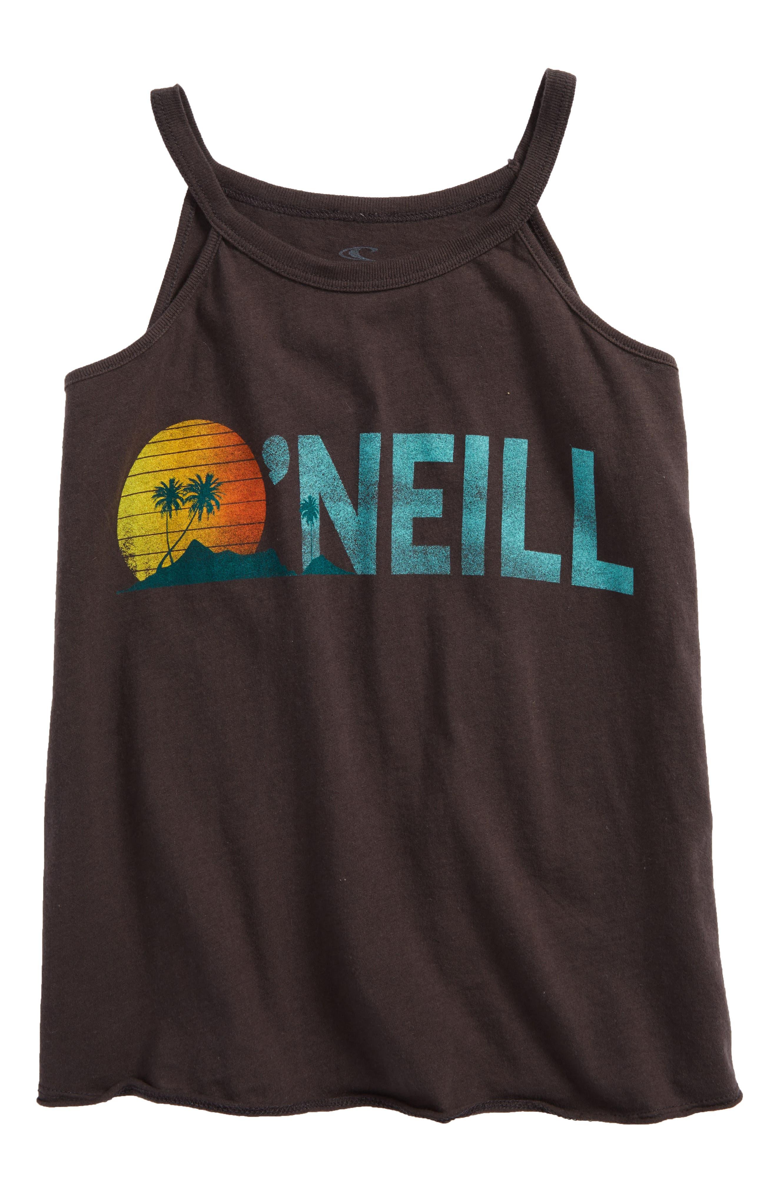 O'Neill Aloha Beach Logo Tank (Big Girls)