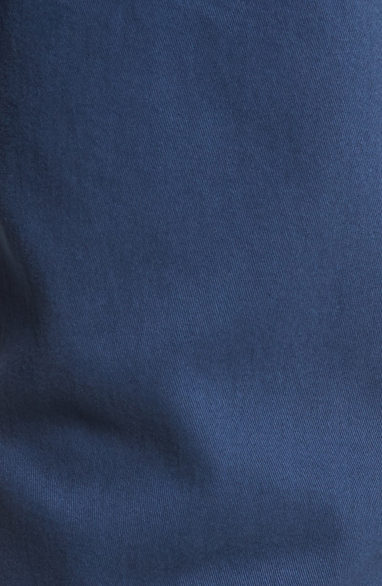 Alternate Image 5  - Liverpool Jeans Co. Kingston Slim Straight Leg Jeans (Blue Twilight)