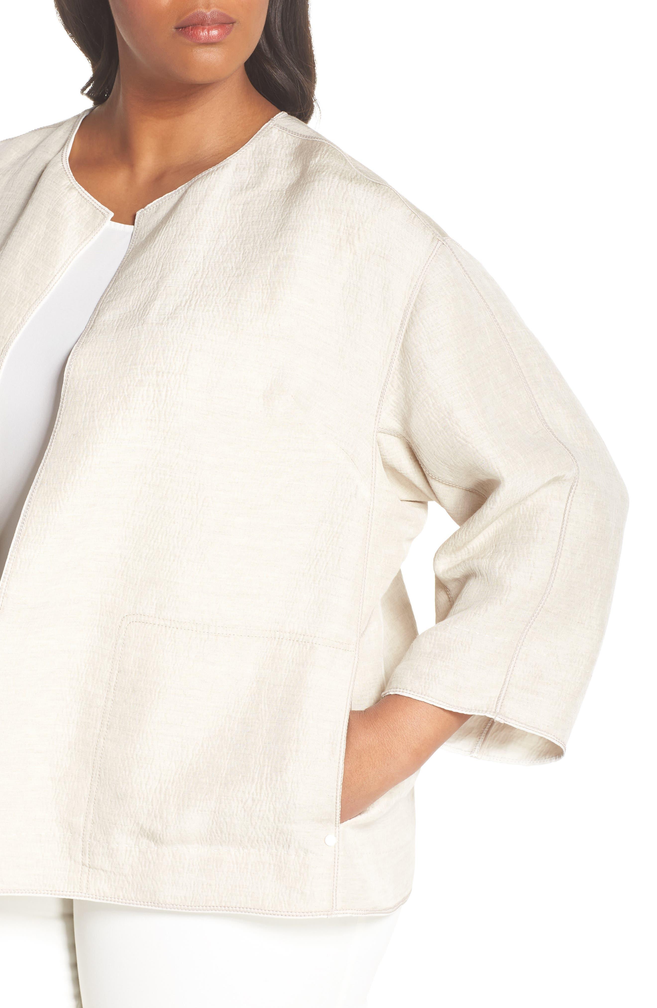 Milo Jacket,                             Alternate thumbnail 4, color,                             Khaki Multi