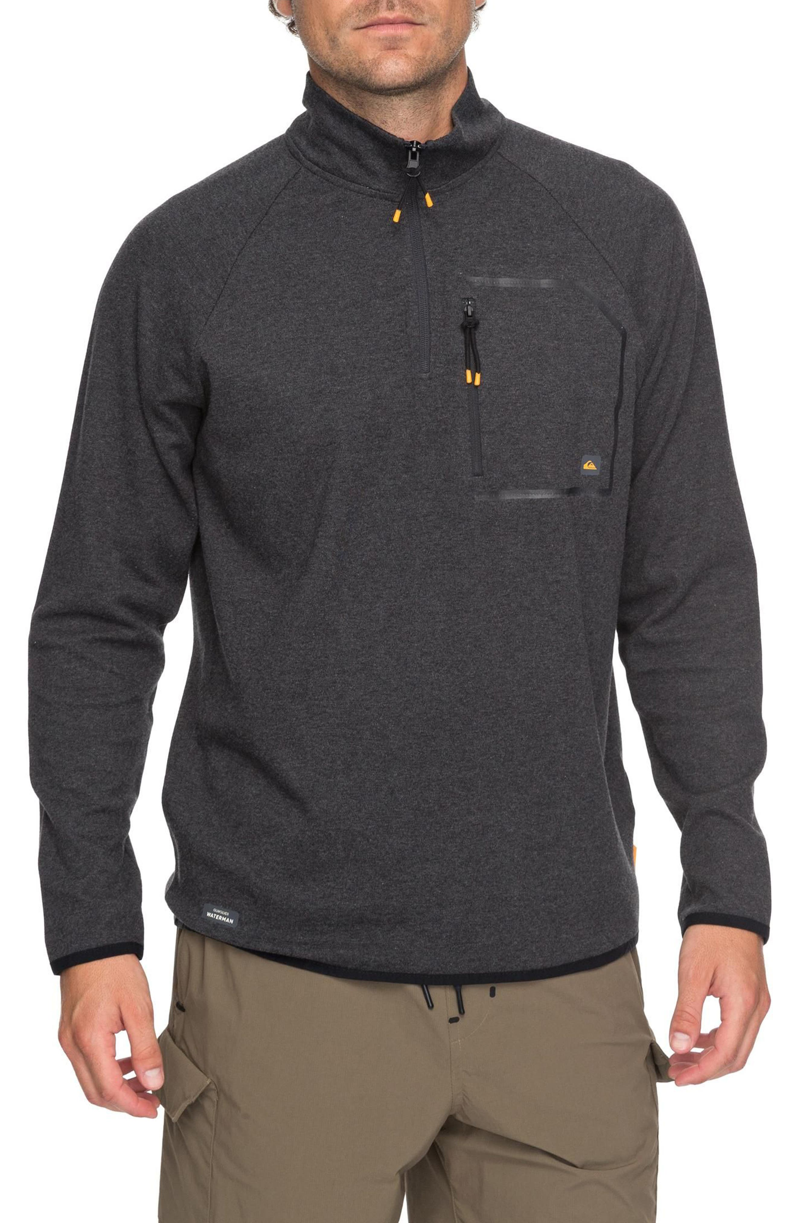 Technical Sweatshirt,                         Main,                         color, Charcoal Heather