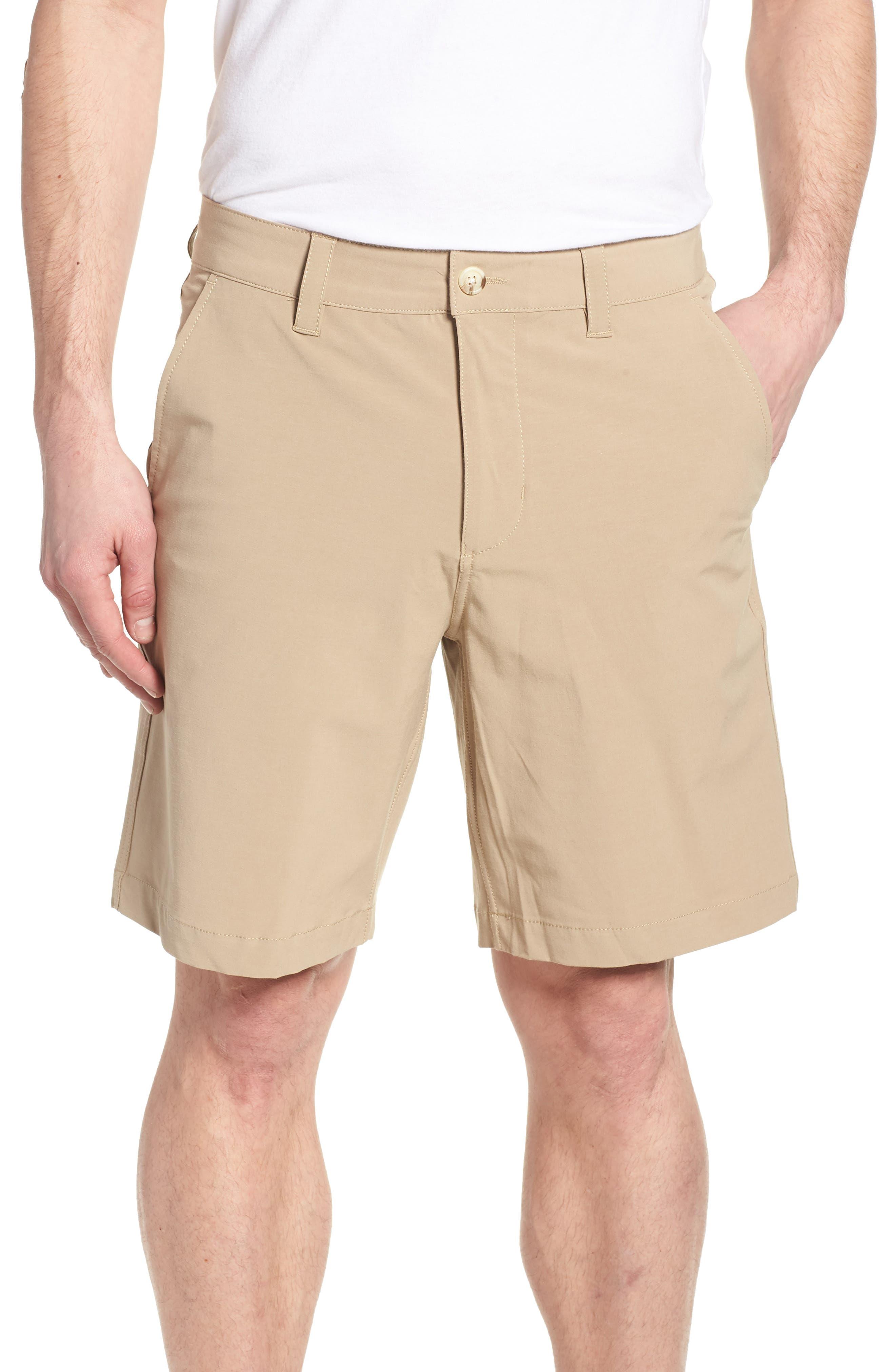 T3 Gulf Shorts,                         Main,                         color, Sandstone Khaki