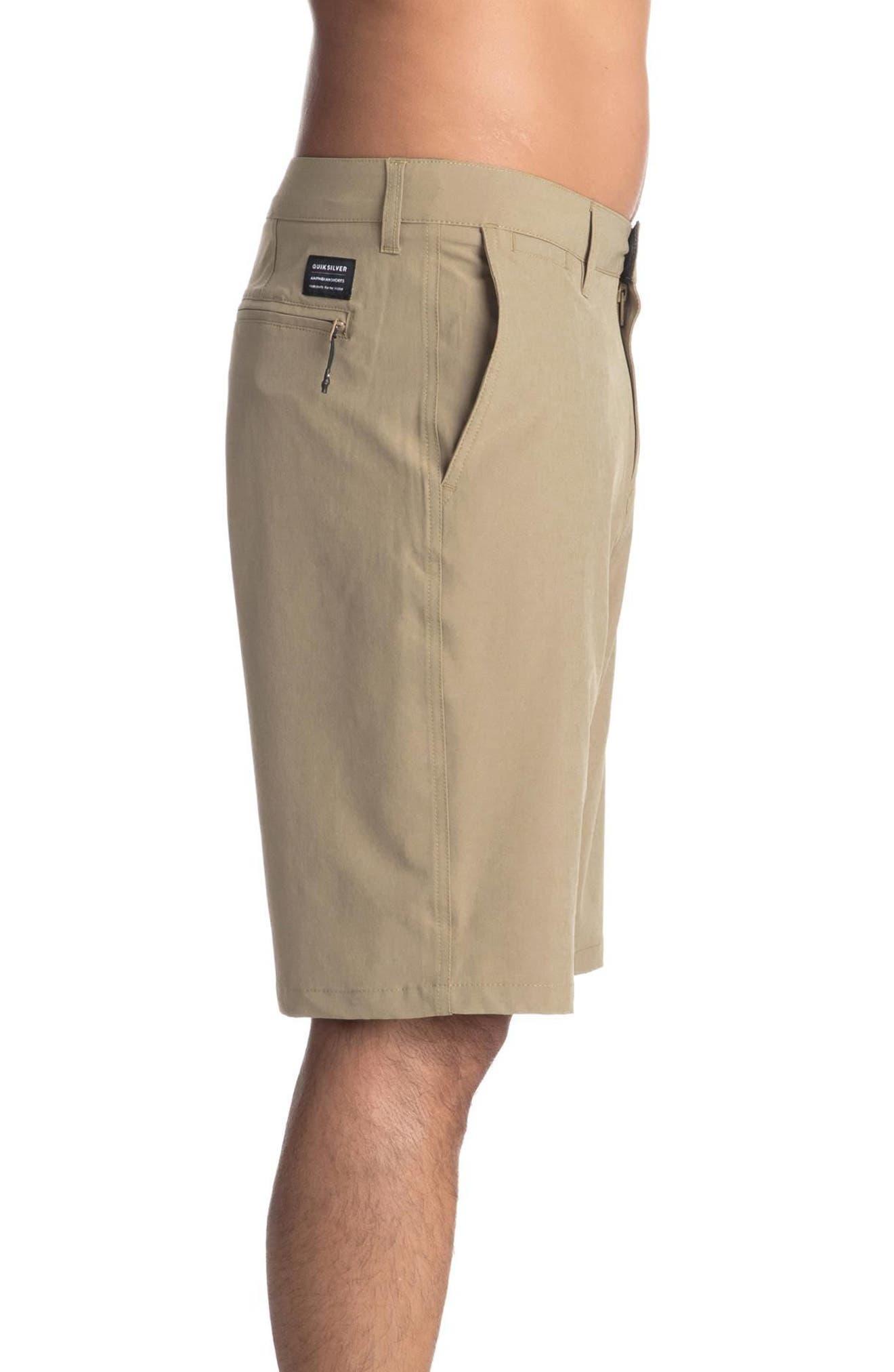 Union Amphibian Shorts,                             Alternate thumbnail 3, color,                             Elmwood