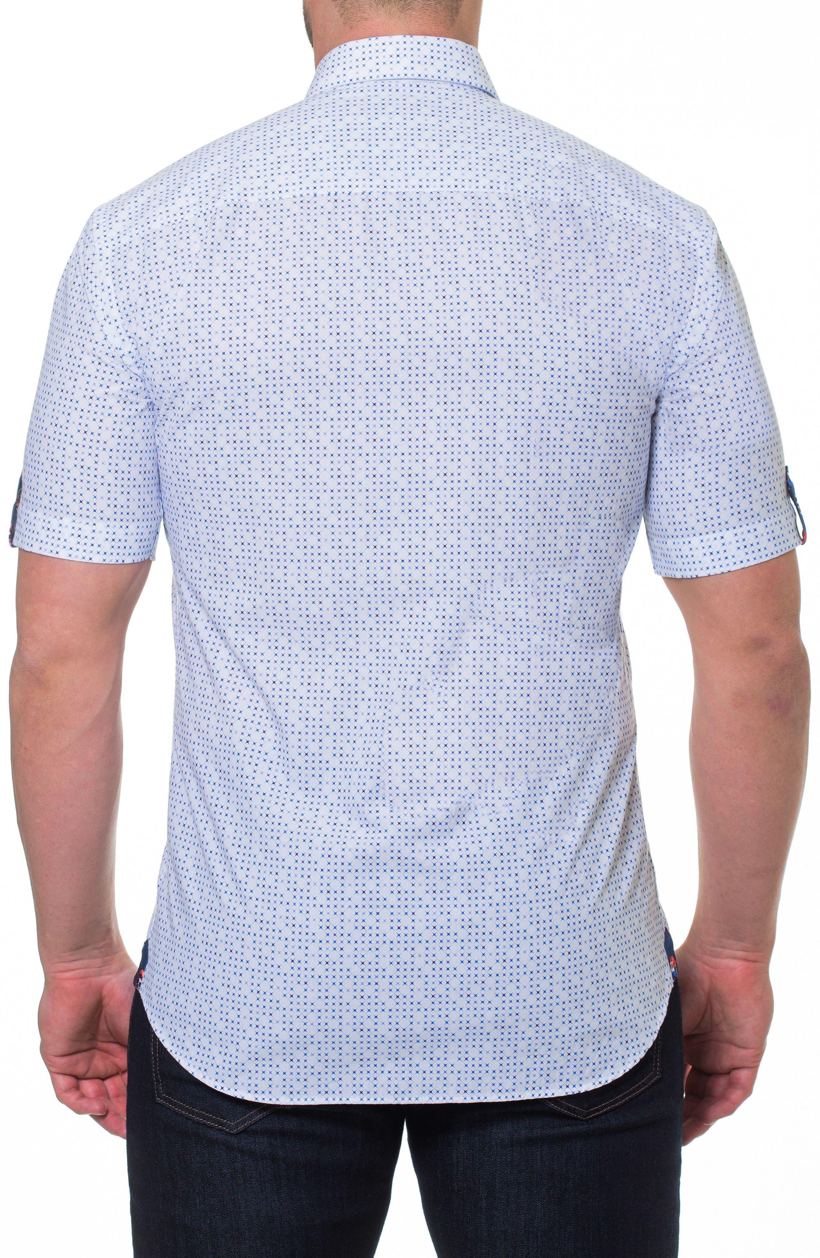 Fresh Mystical Sport Shirt,                             Alternate thumbnail 2, color,                             White