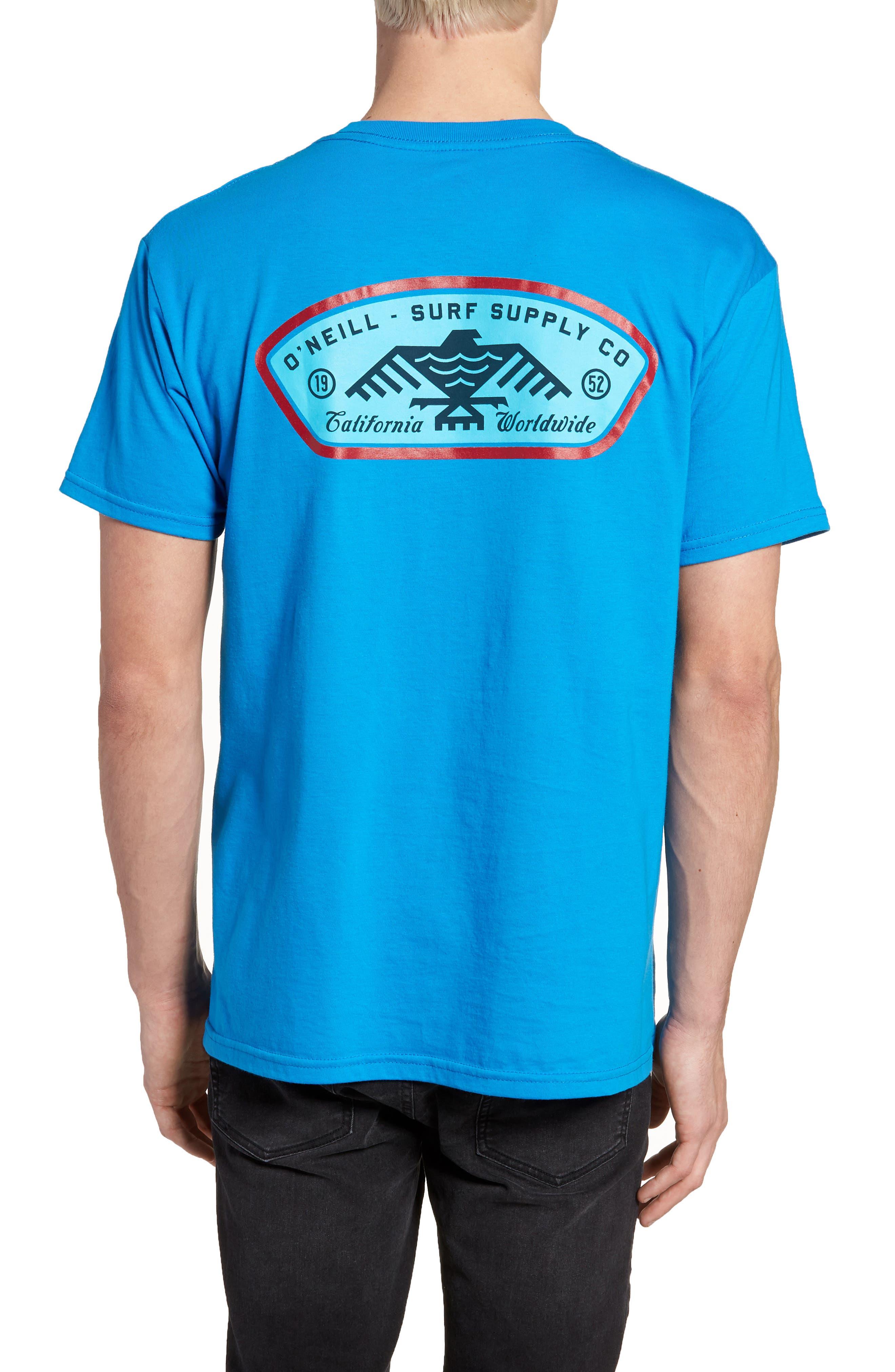 Alternate Image 2  - O'Neill Logo Graphic T-Shirt