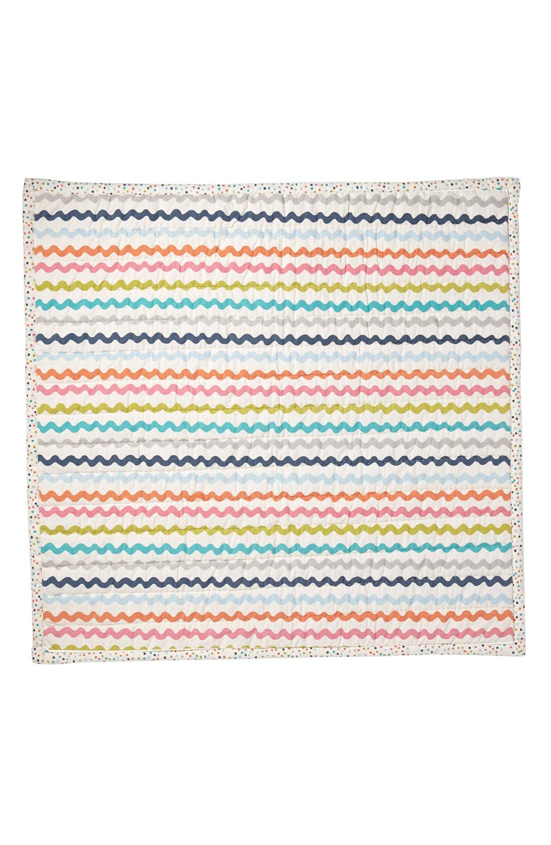 Hi Baby Blanket,                             Alternate thumbnail 3, color,                             Multi