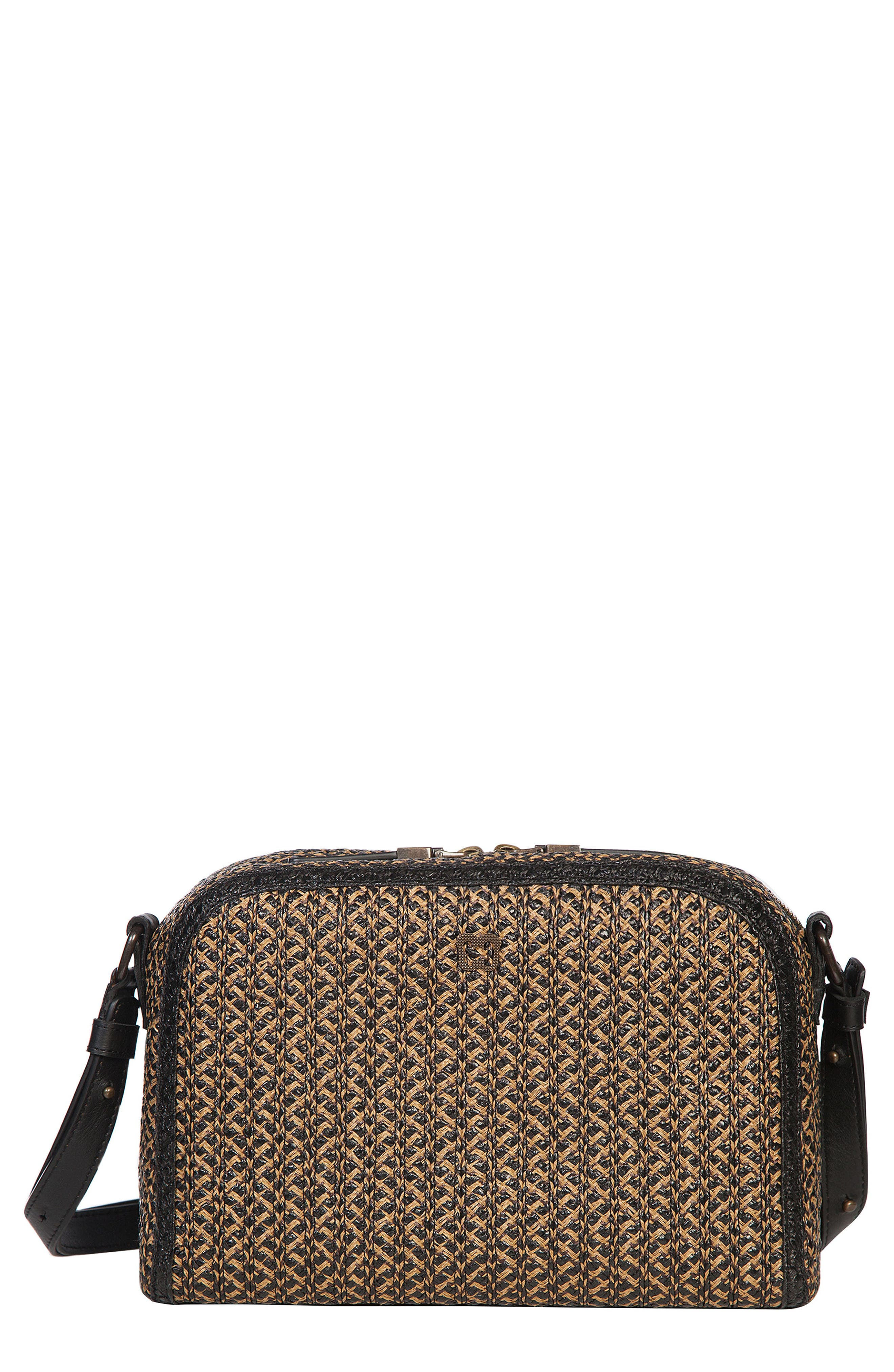 Squishee<sup>®</sup> Courbe Crossbody Bag,                             Main thumbnail 1, color,                             Antique