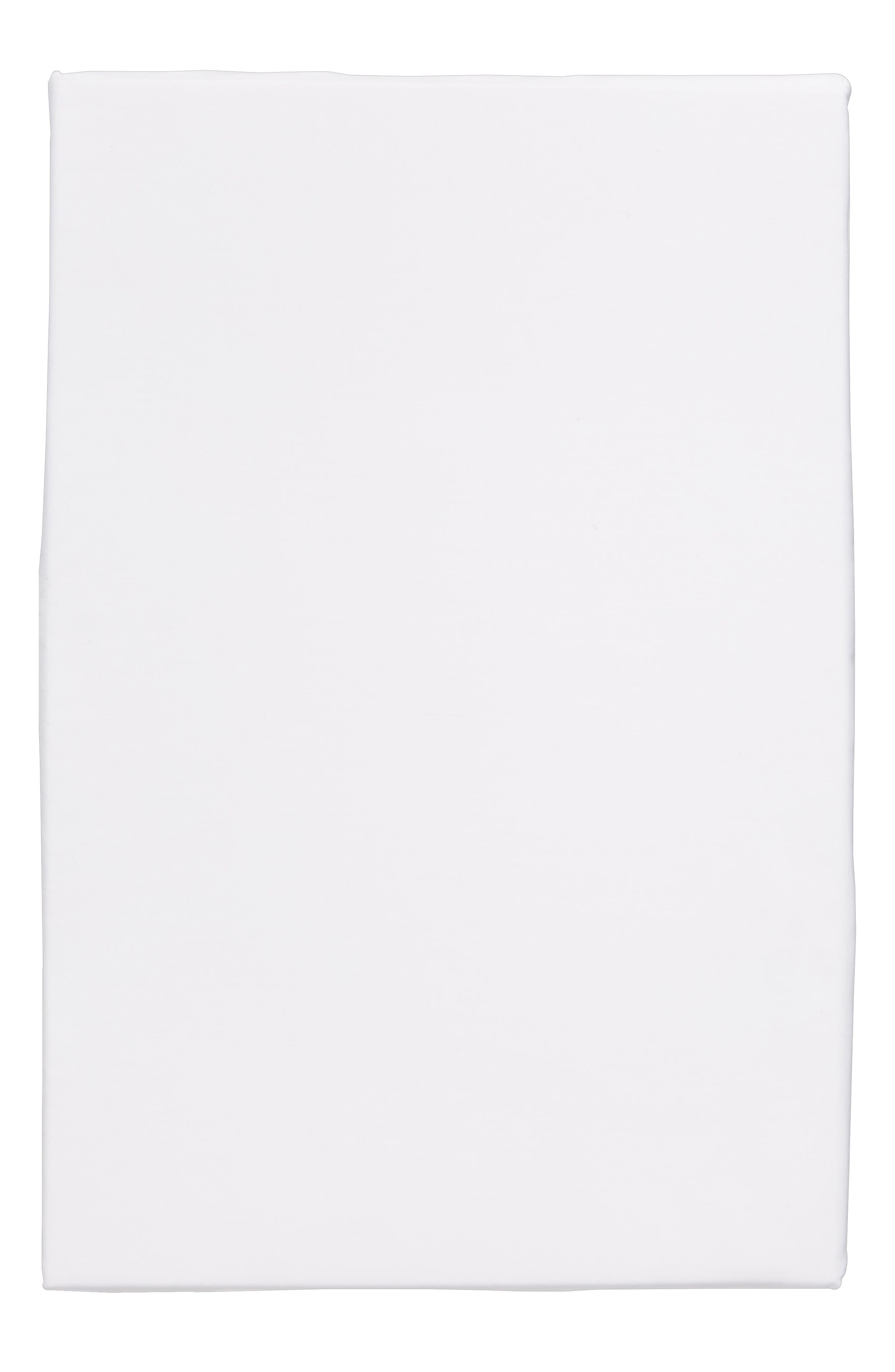 Main Image - Calvin Klein Home Clone 400 Thread Count Fitted Sheet