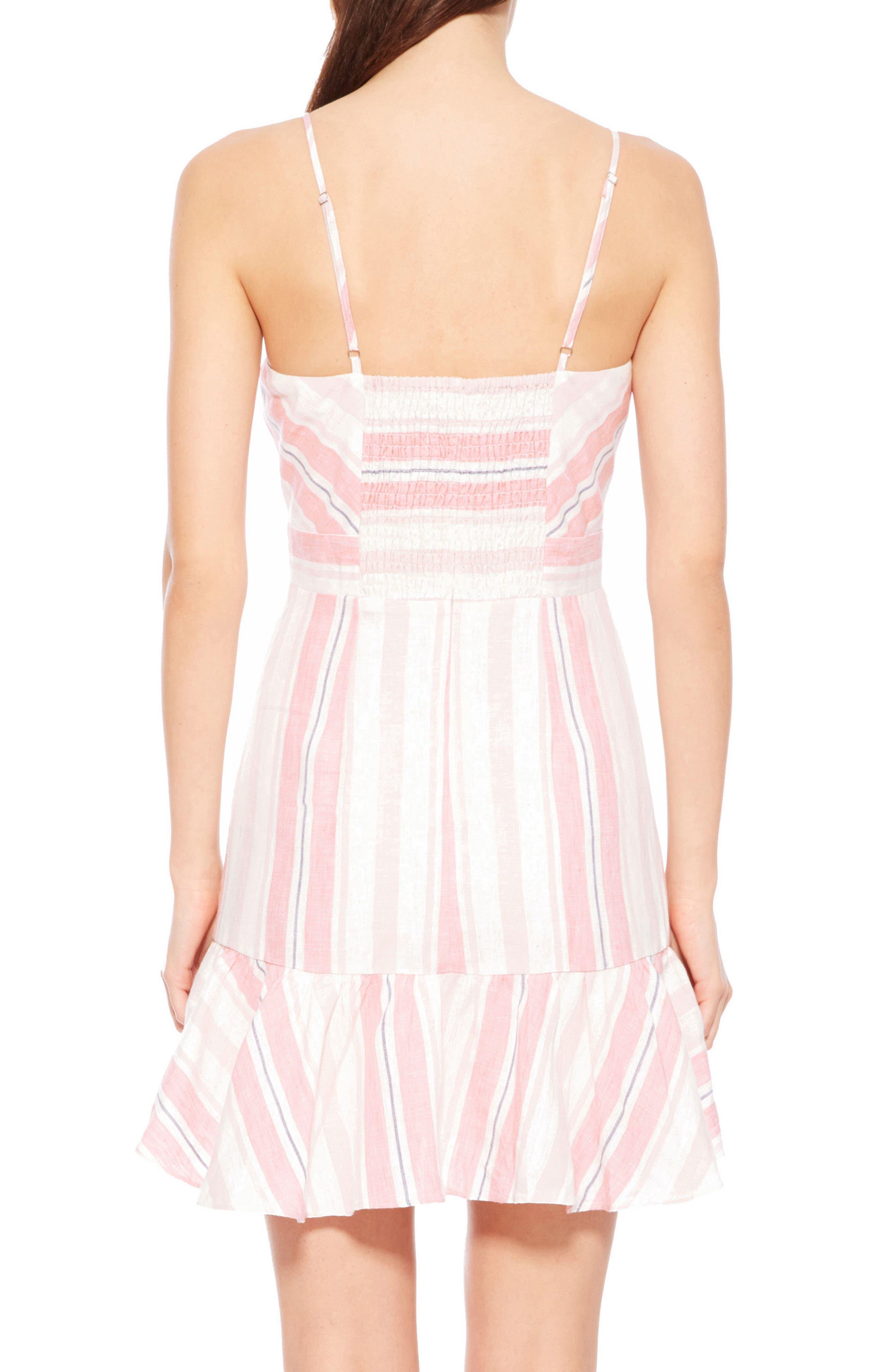 Dany Dress,                             Alternate thumbnail 3, color,                             Multi