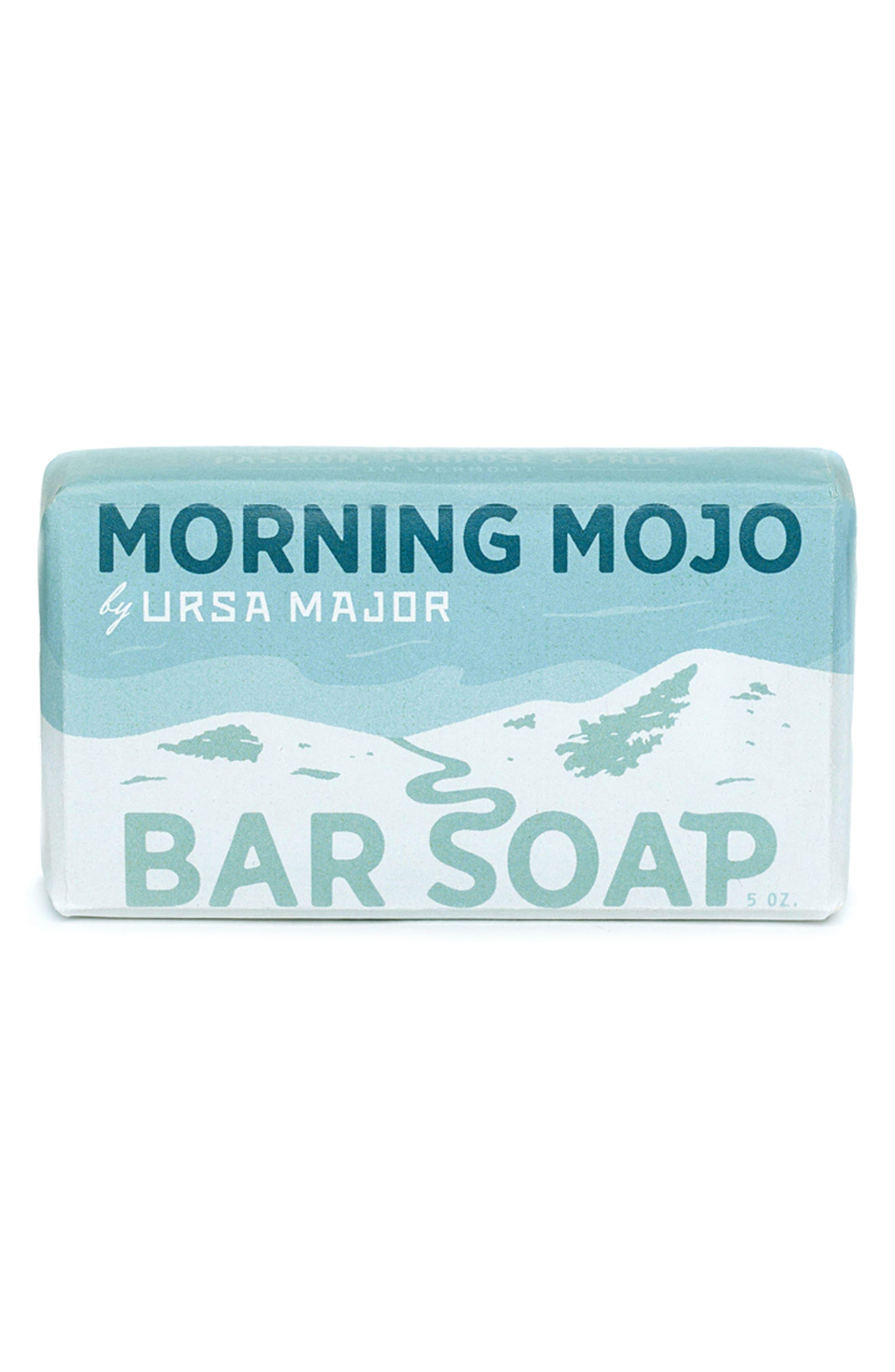 Morning Mojo Bar Soap,                         Main,                         color, No Color