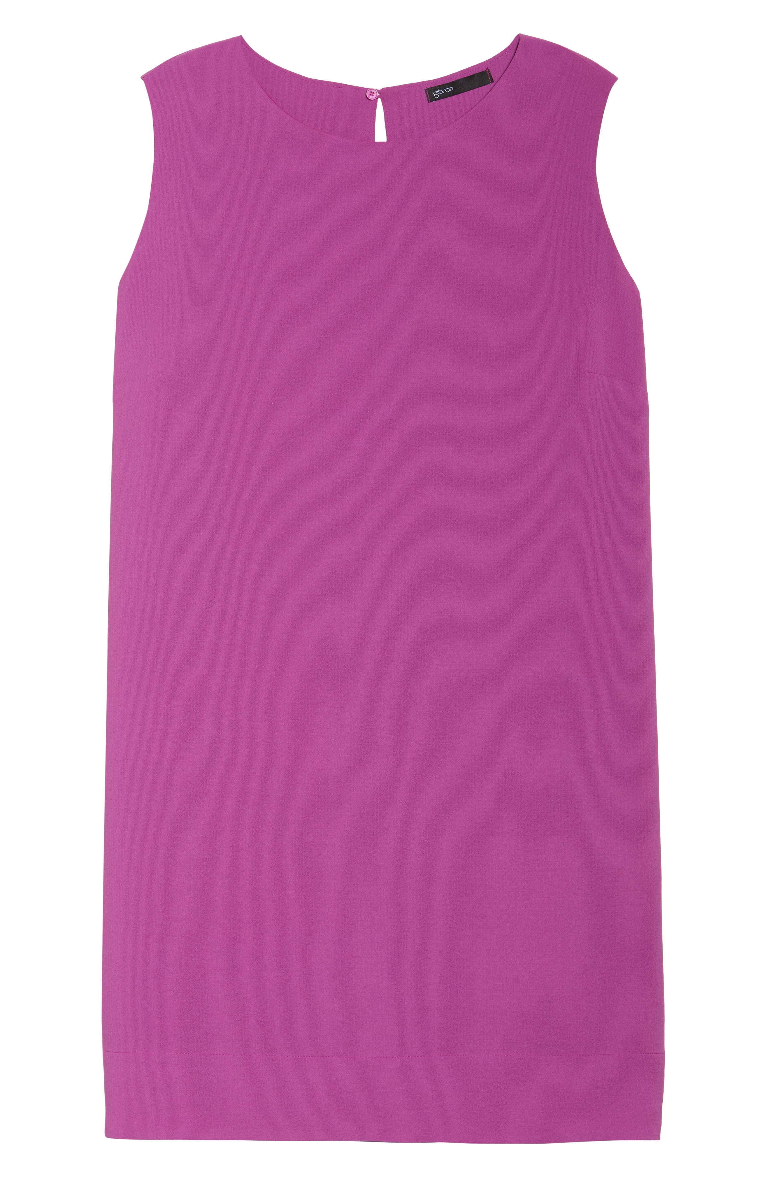 x Living in Yellow Becca Tank Dress,                             Alternate thumbnail 7, color,                             Deep Violet
