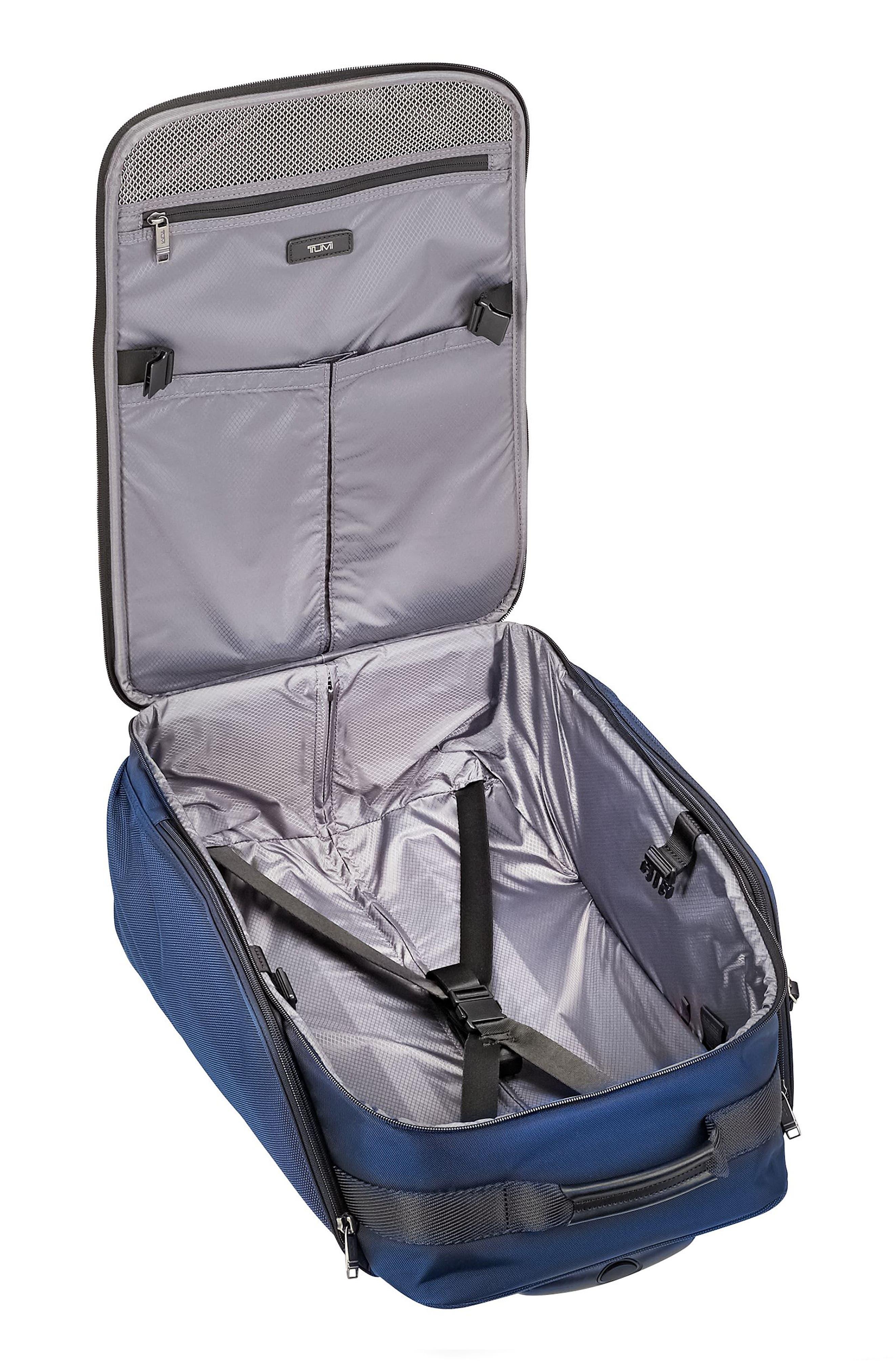 Merge - Rolling Backpack,                             Alternate thumbnail 4, color,                             Ocean Blue