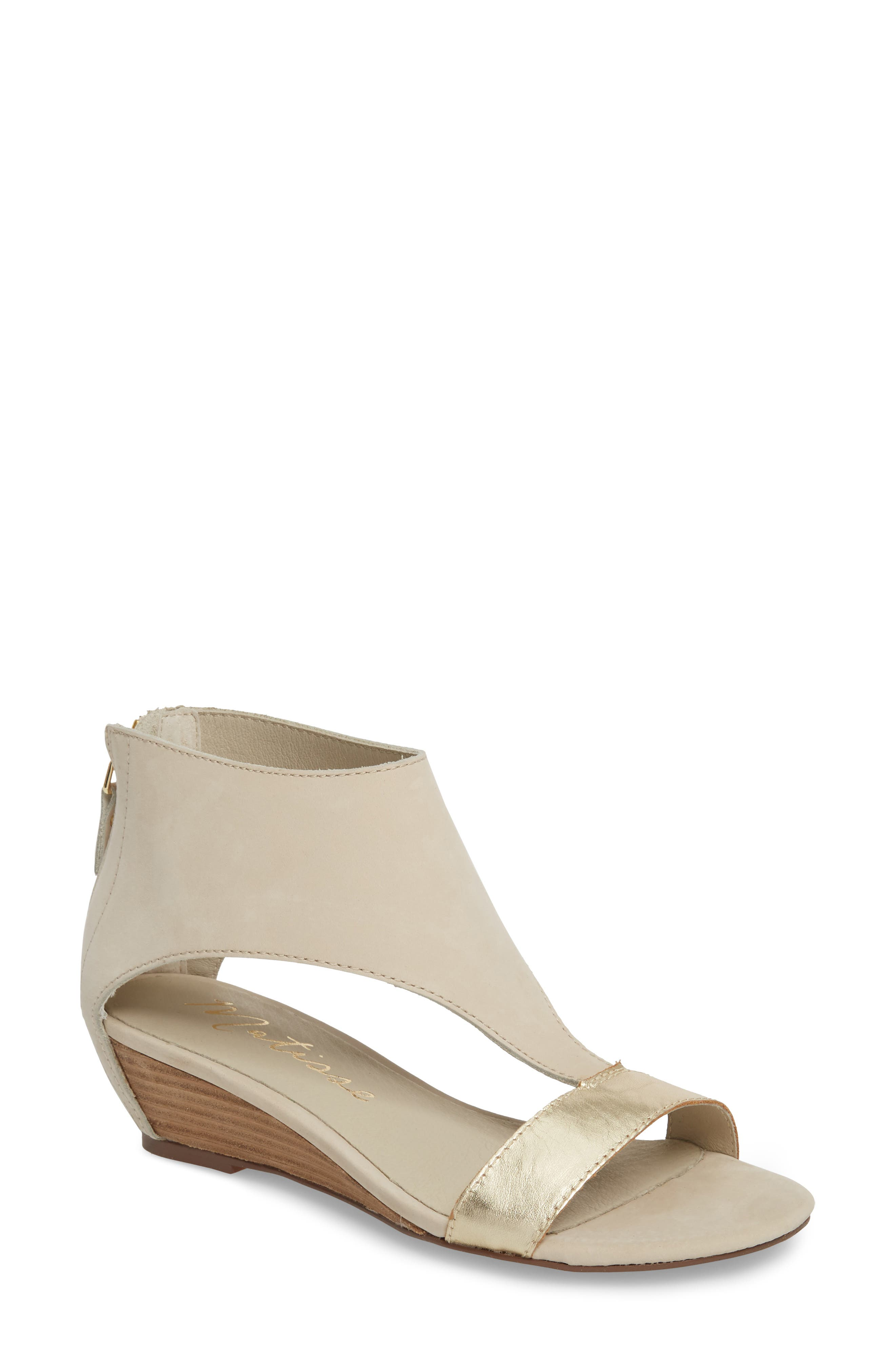 Matisse Reach Wedge Sandal (Women)