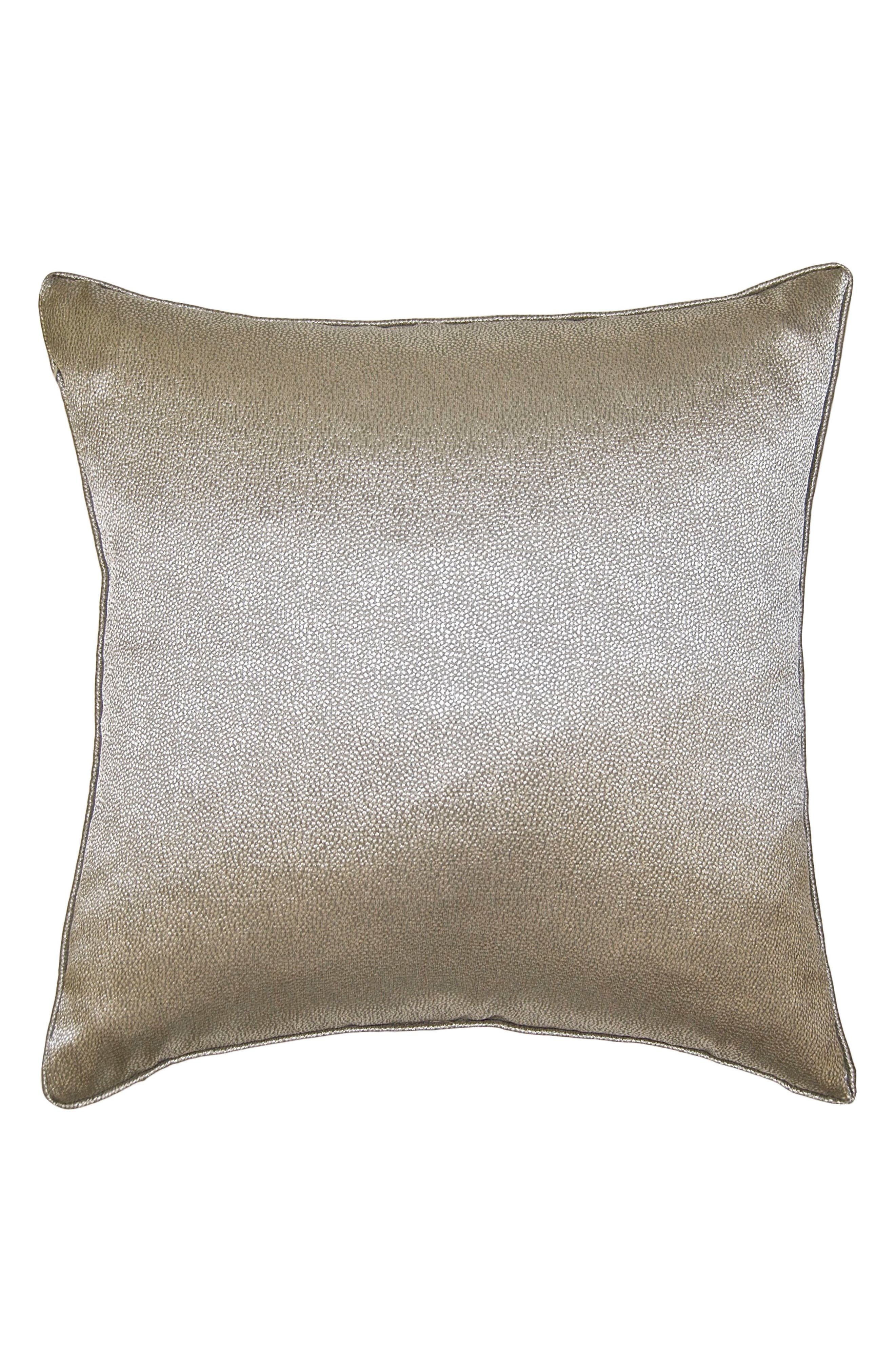 Stars Accent Pillow,                         Main,                         color, Taupe