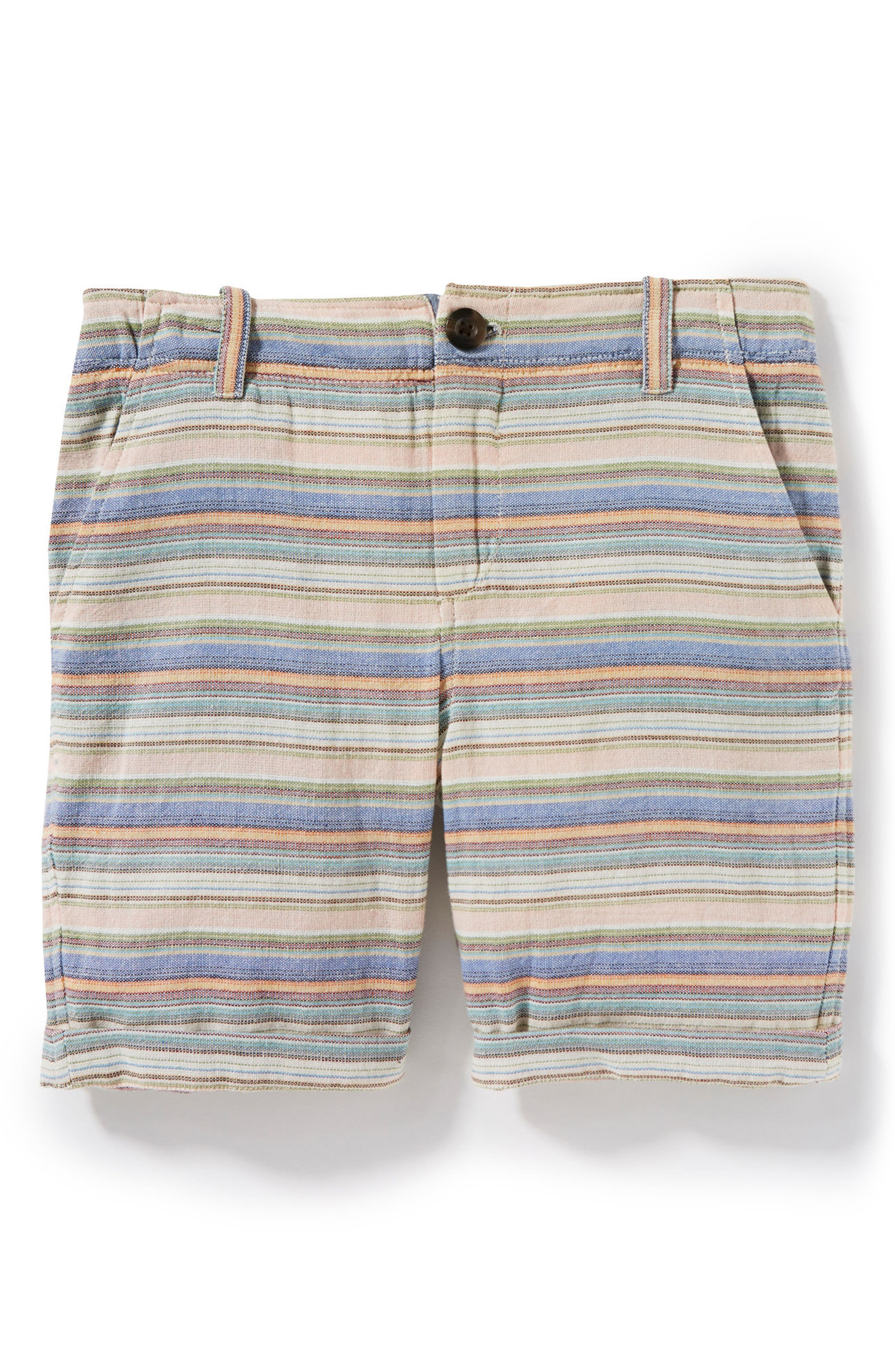 Peek Billy Shorts (Toddler Boys, Little Boys & Big Boys)