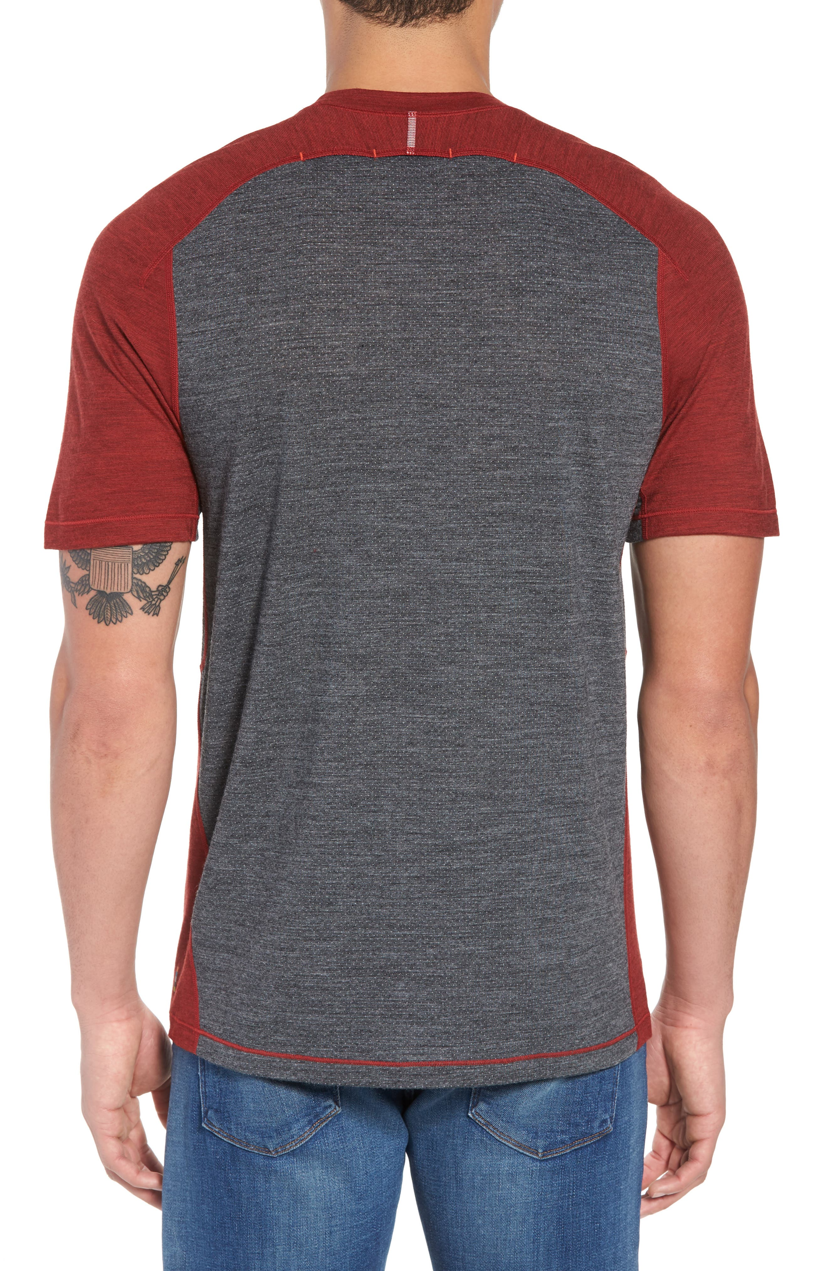 Alternate Image 2  - Smartwool PhD® Ultra-Light T-Shirt