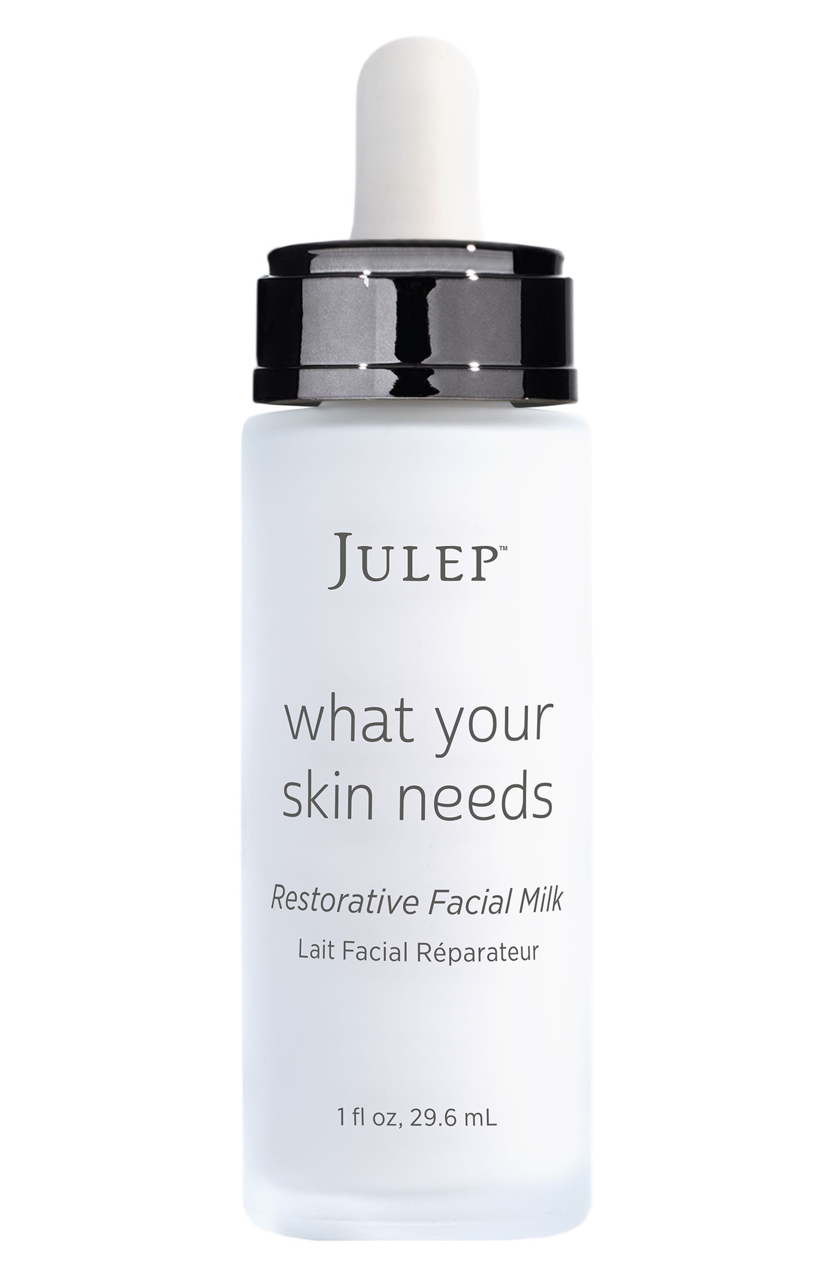Julep<sup>™</sup> What Your Skin Needs Restorative Facial Milk,                             Main thumbnail 1, color,                             No Color