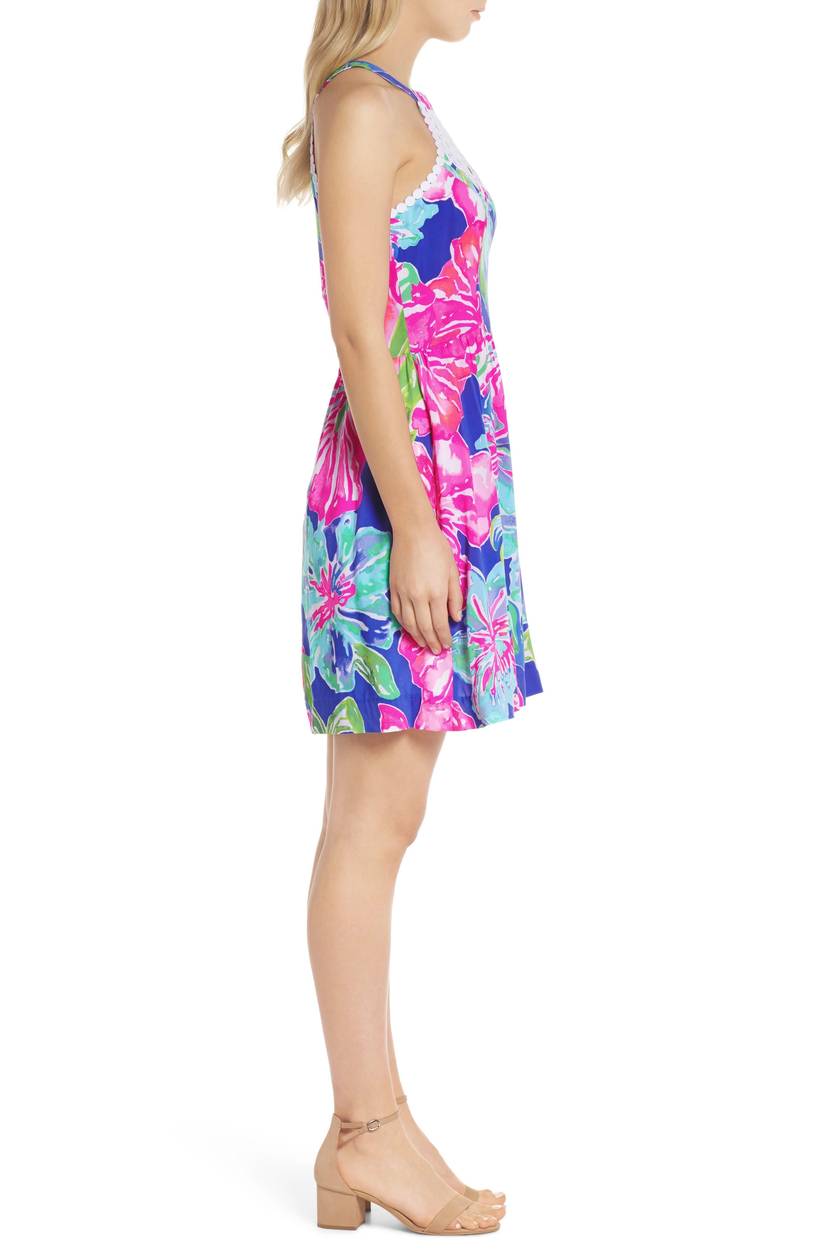 Alternate Image 3  - Lilly Pulitzer® Kinley Halter Dress