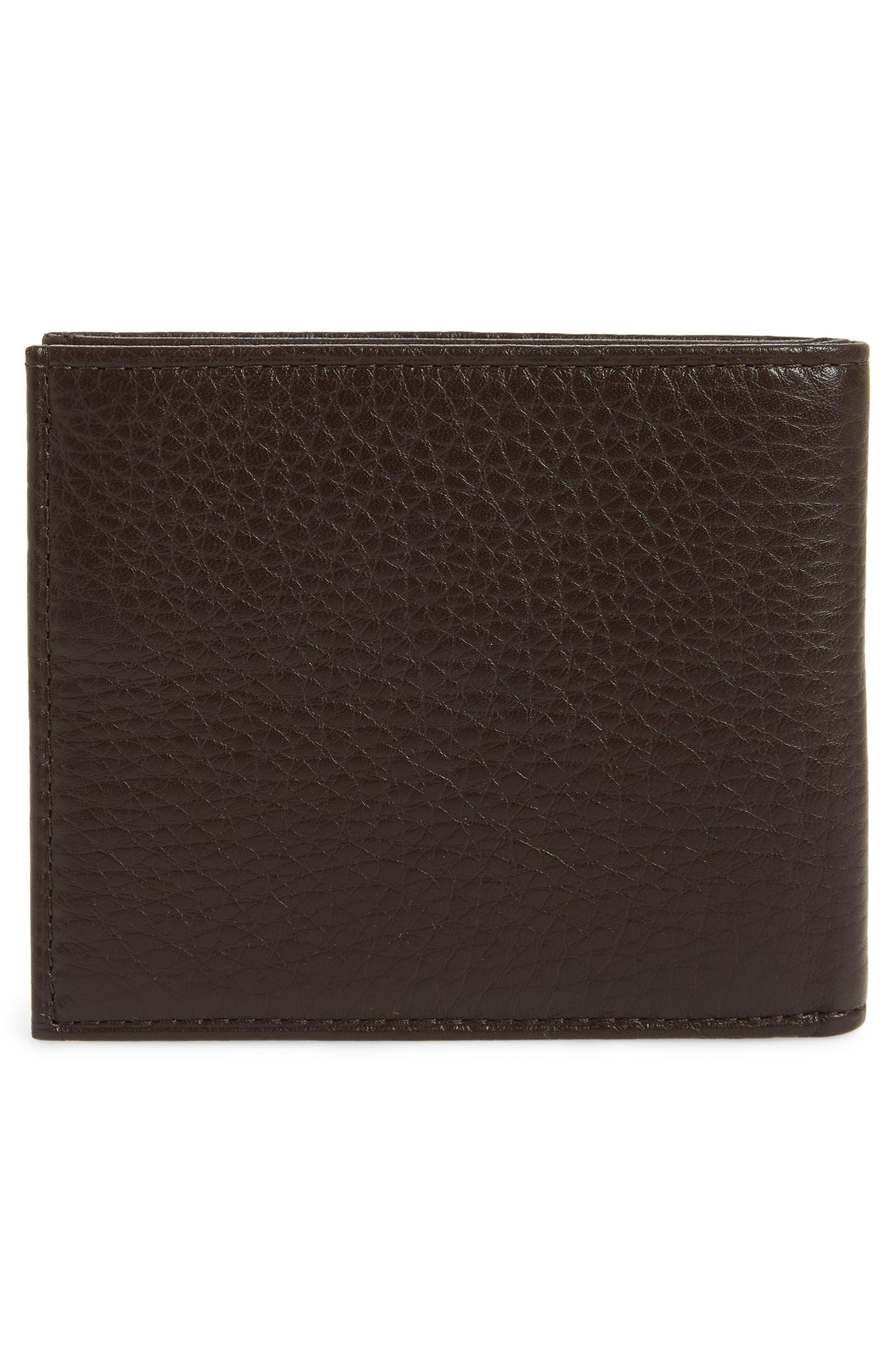 Alternate Image 3  - Polo Ralph Lauren Bifold Leather Wallet