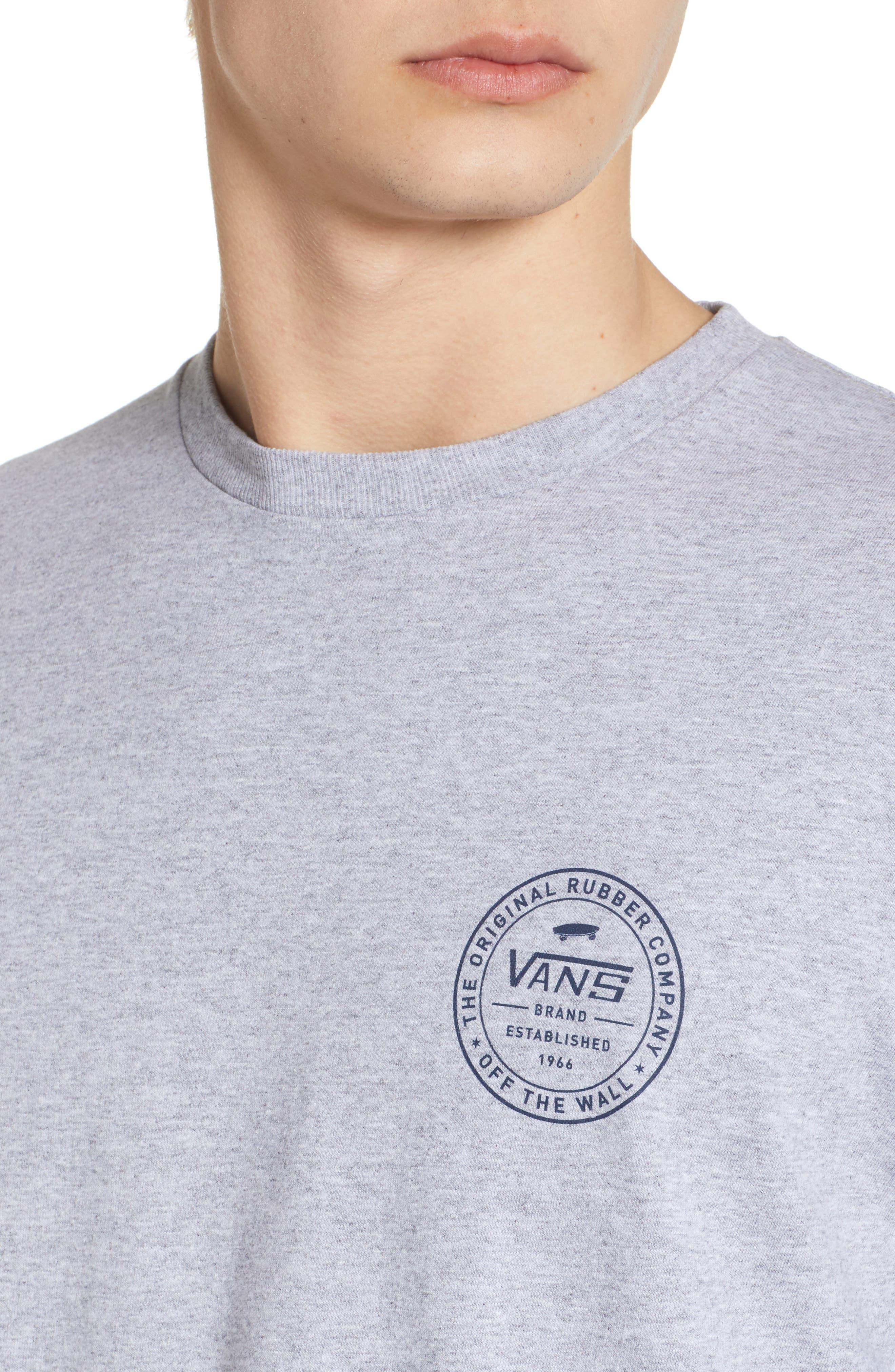 Established '66 Graphic T-Shirt,                             Alternate thumbnail 4, color,                             Grey