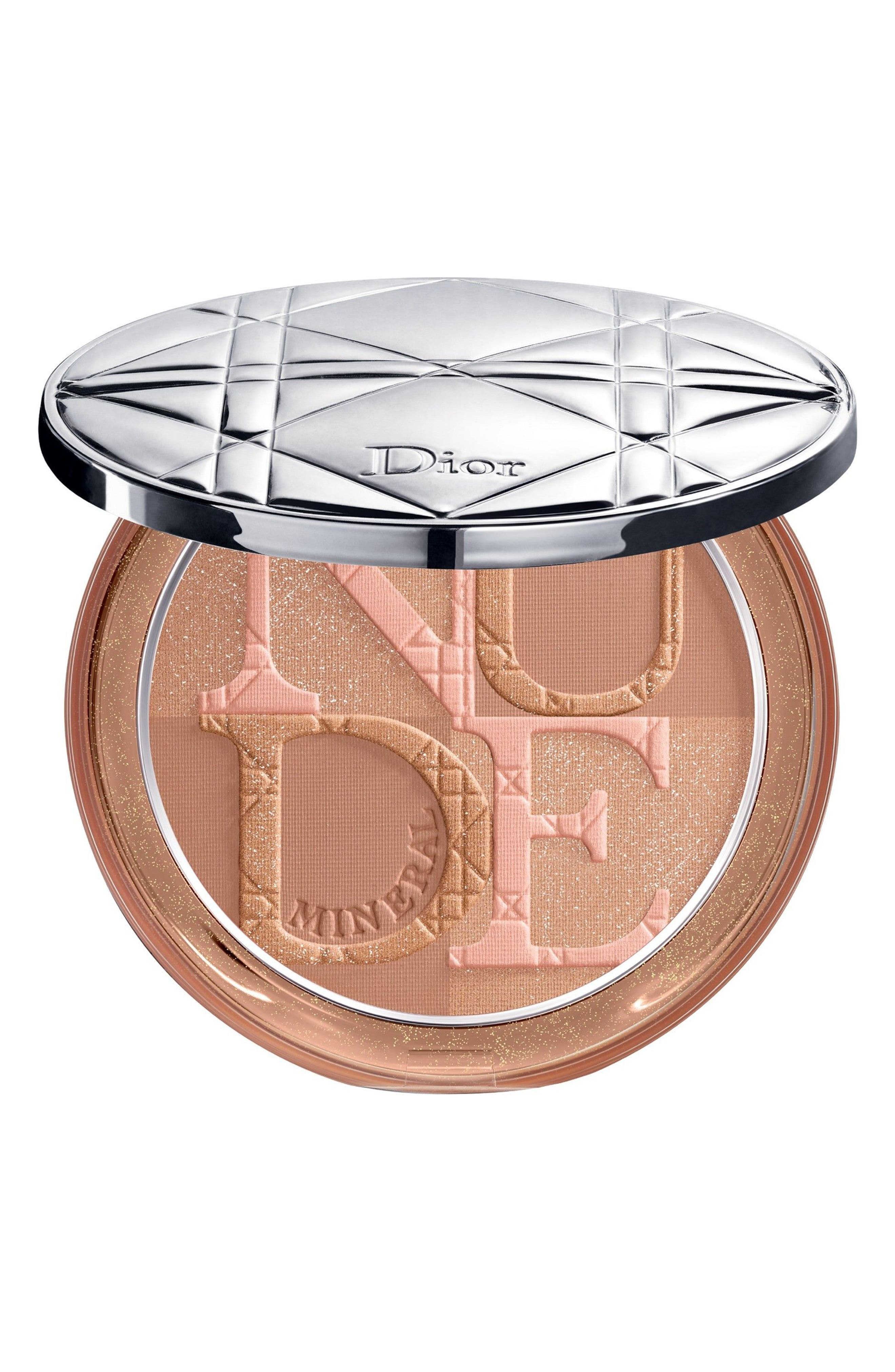 Diorskin Mineral Nude Bronze Powder,                         Main,                         color, 002 Soft Sunlight
