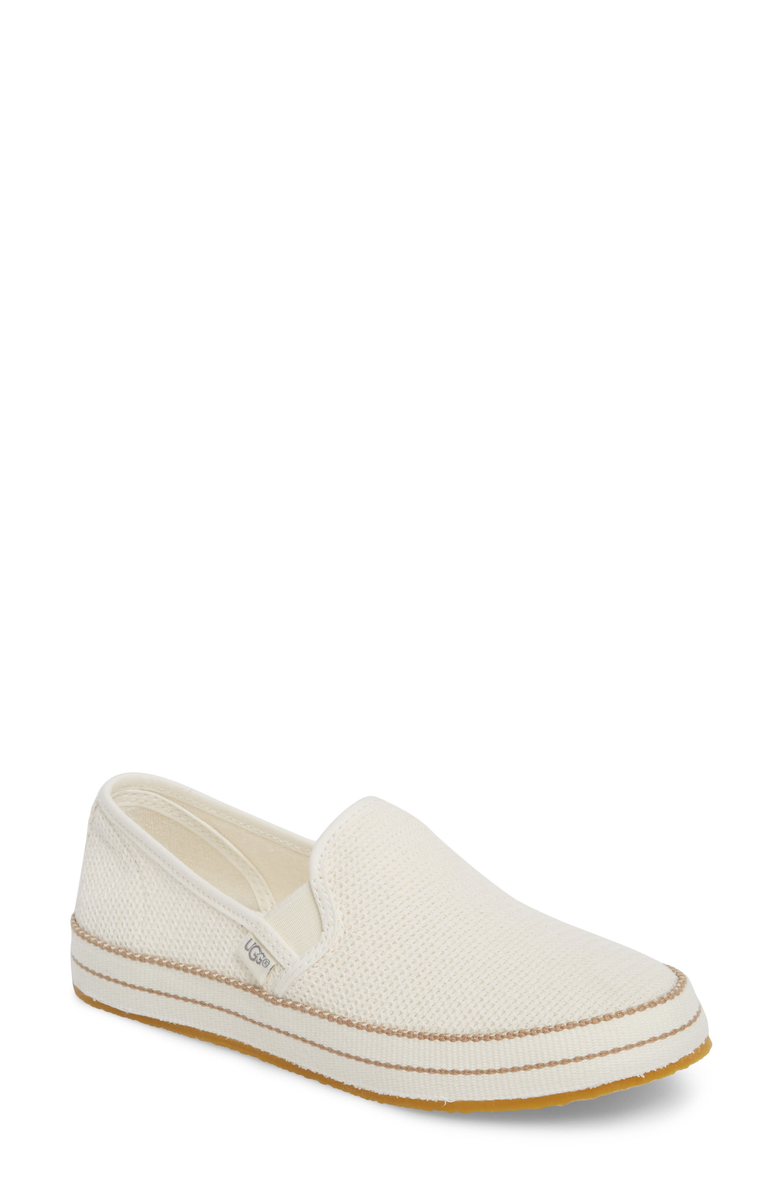 UGG® Bren Slip-On Sneaker (Women)
