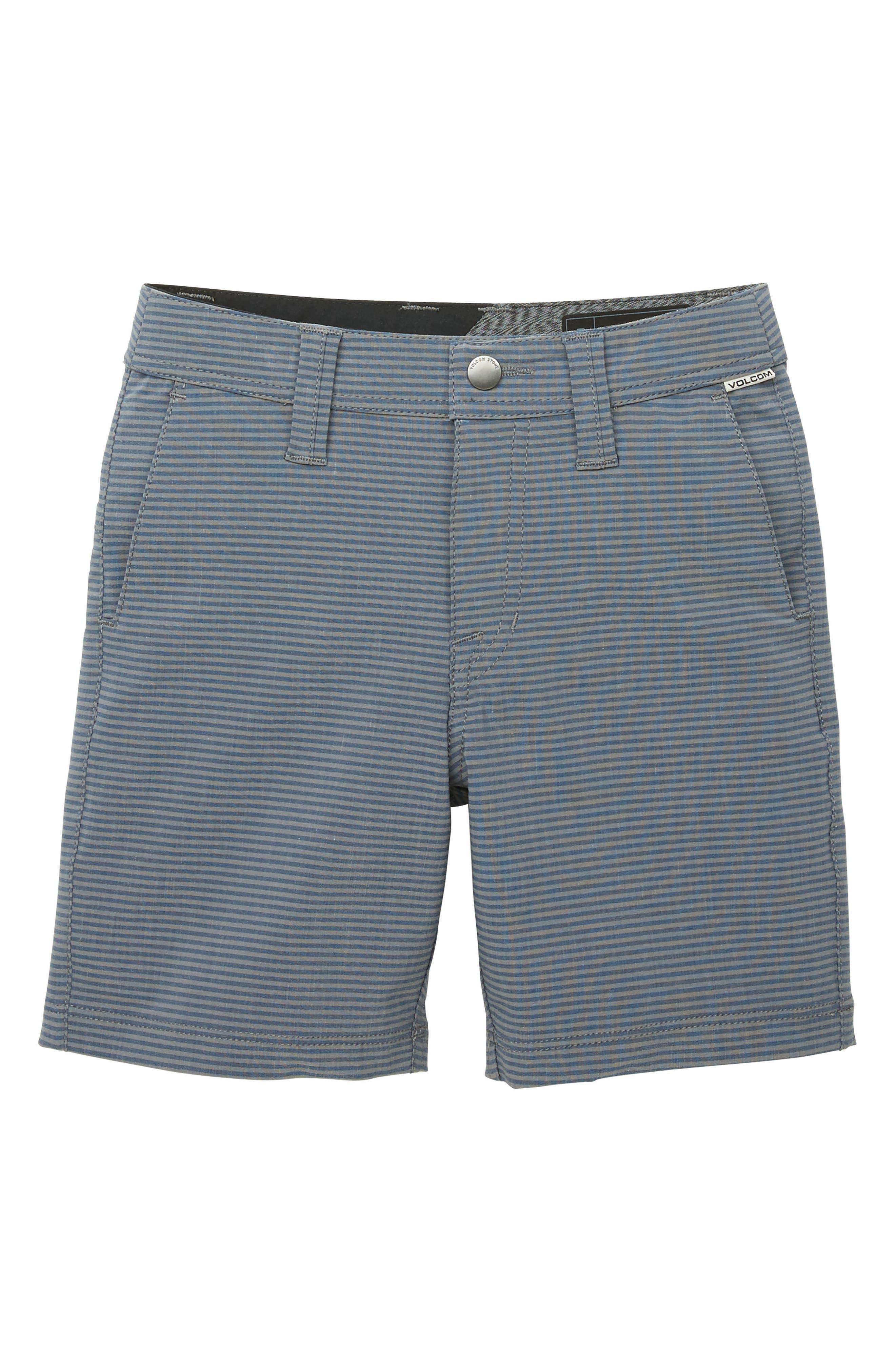 Frickin Surf N' Turf Mix Hybrid Shorts,                         Main,                         color, Deep Blue