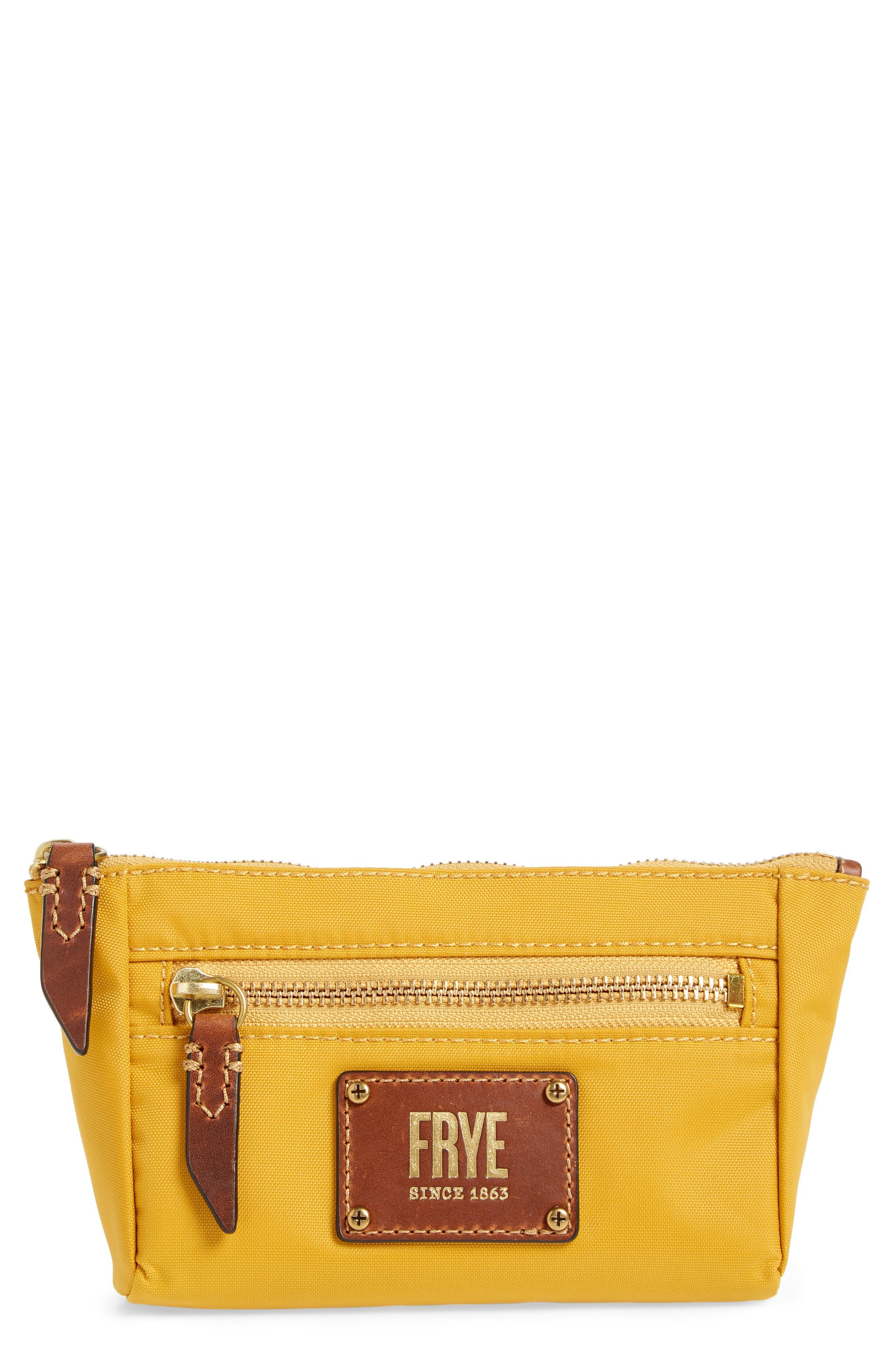 Frye Ivy Nylon Cosmetics Bag