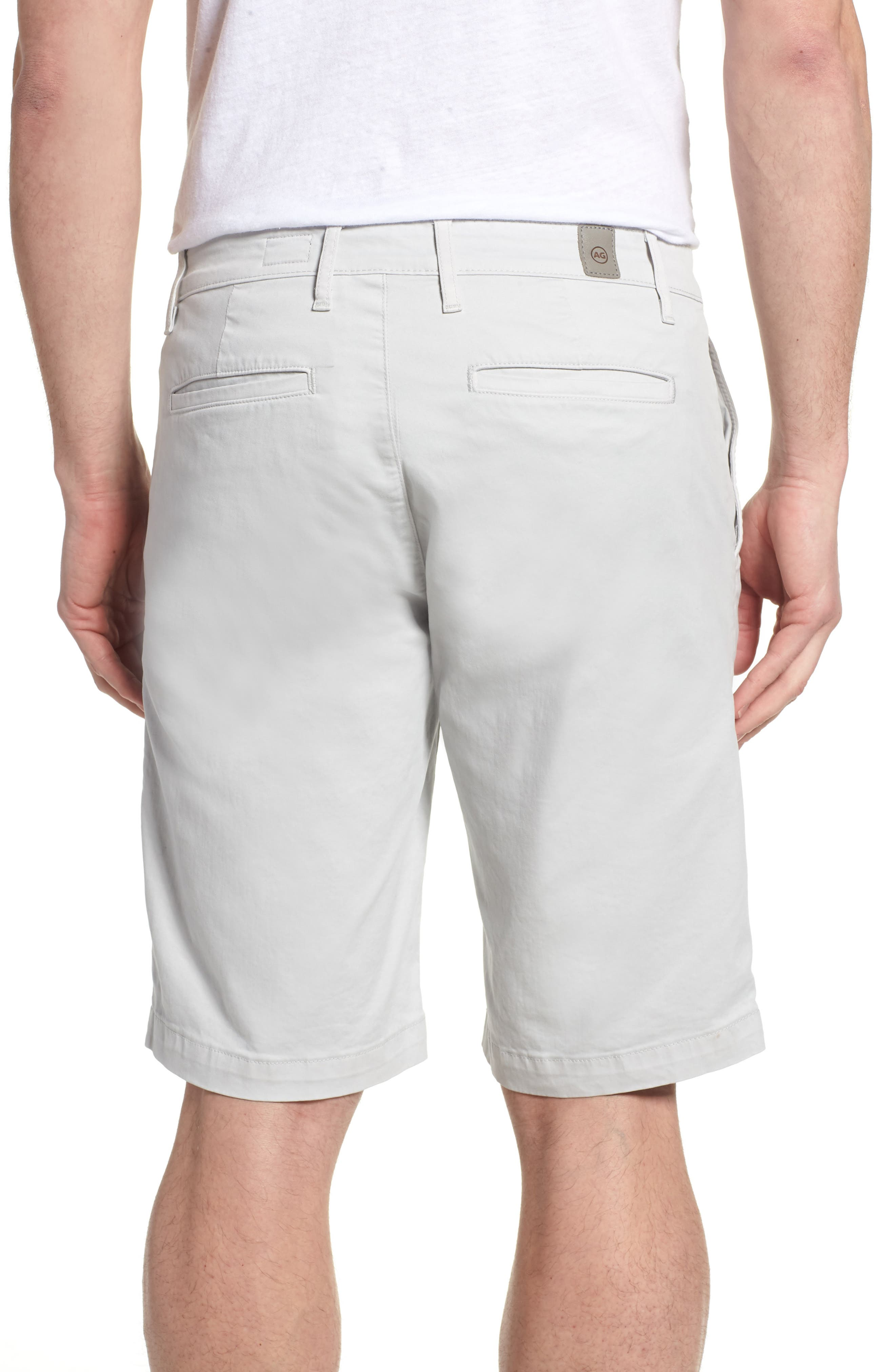 Alternate Image 2  - AG 'Griffin' Chino Shorts