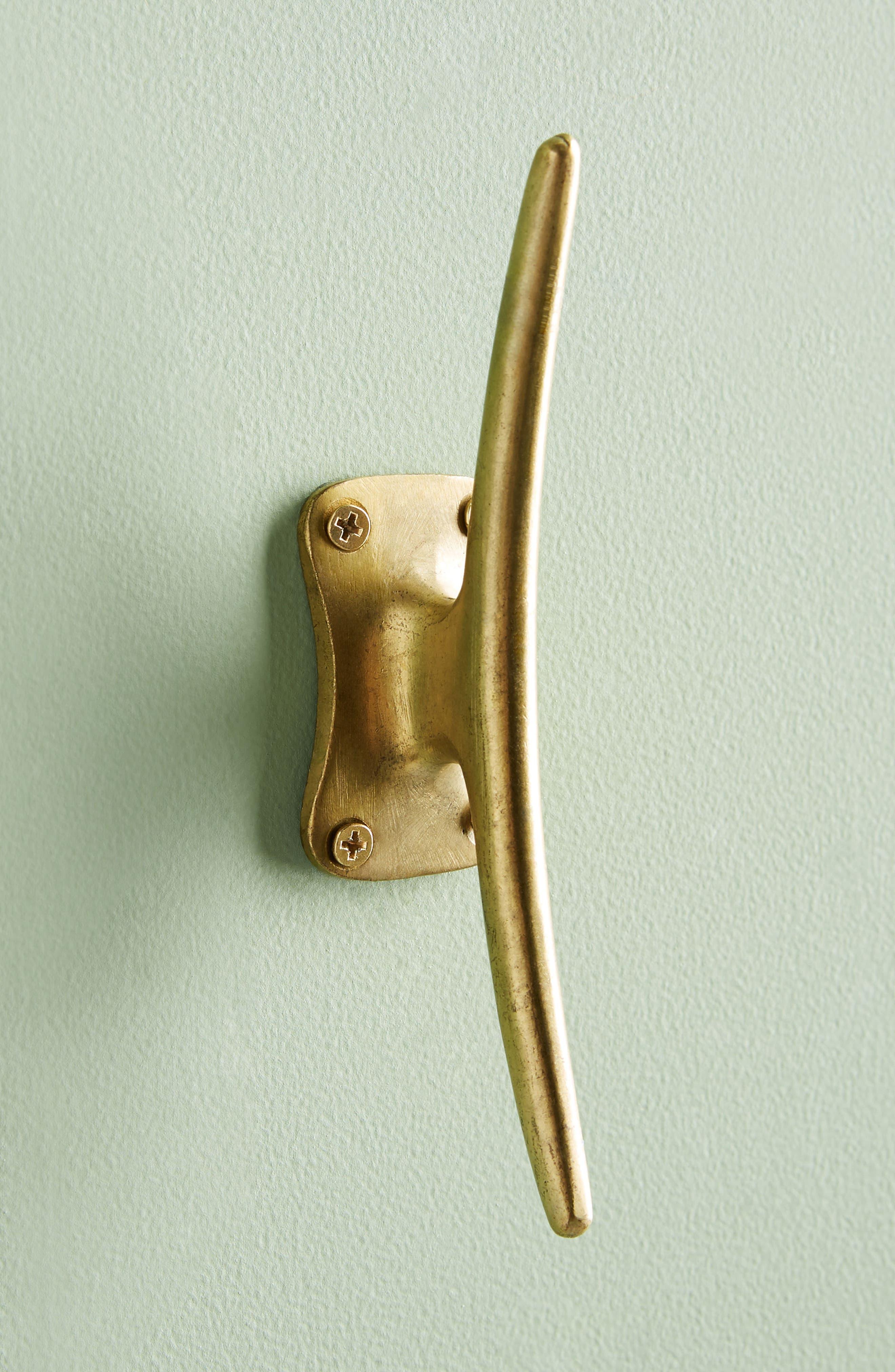 Streamline Hook,                             Alternate thumbnail 2, color,                             Bronze