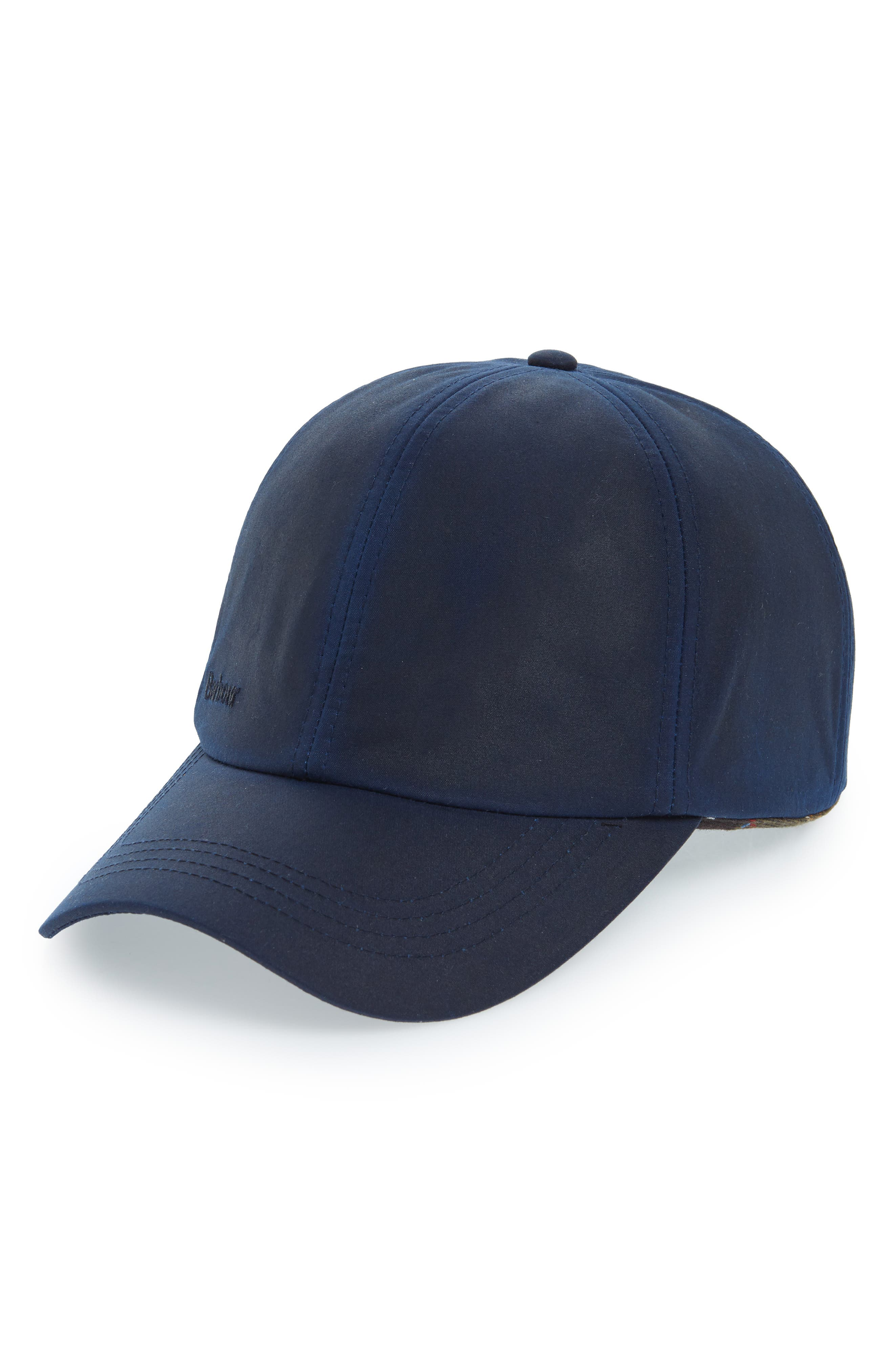 Prestbury Baseball Cap,                         Main,                         color, Indigo