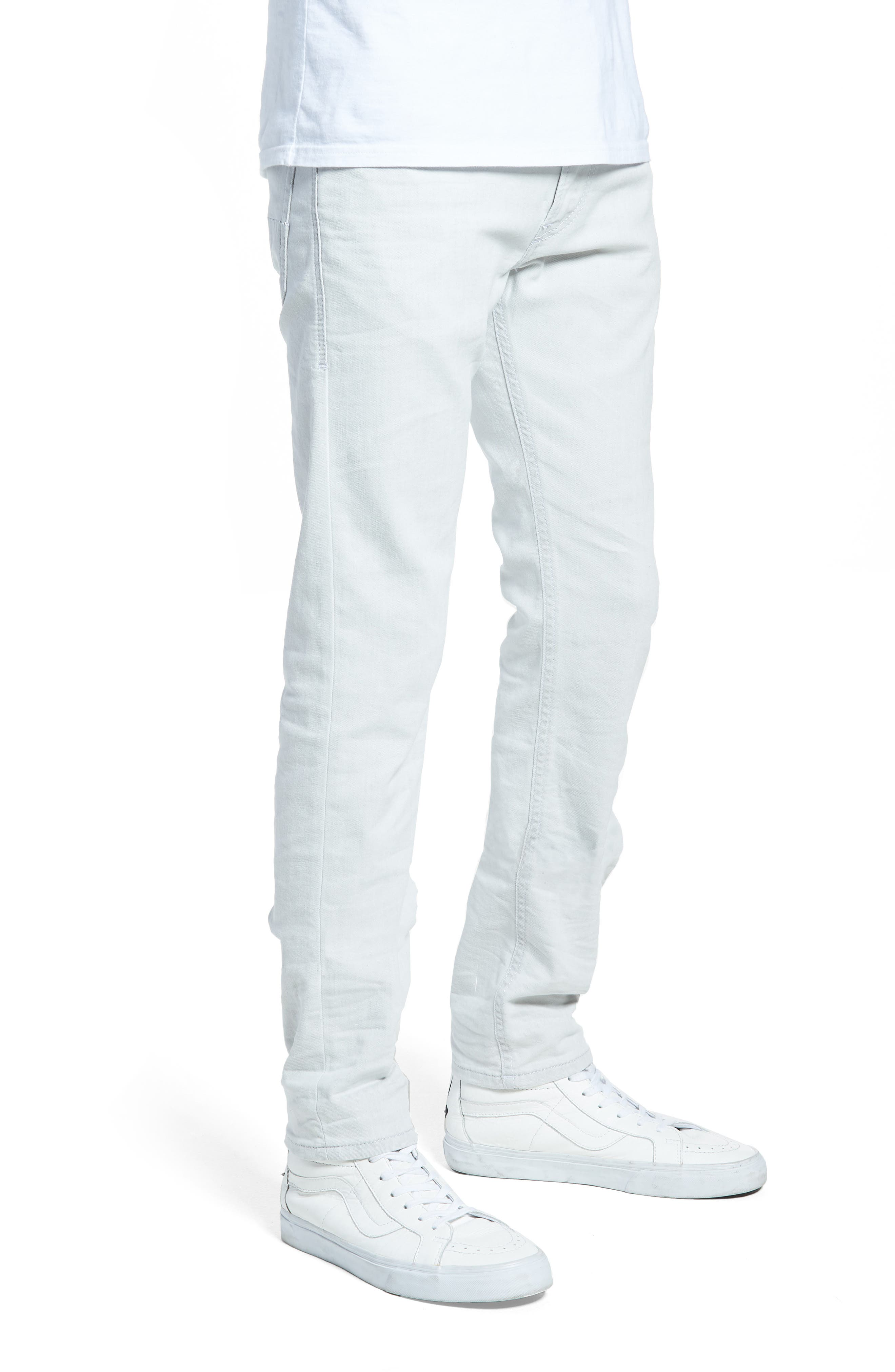 Thommer Slim Fit Jeans,                             Alternate thumbnail 3, color,                             0689F