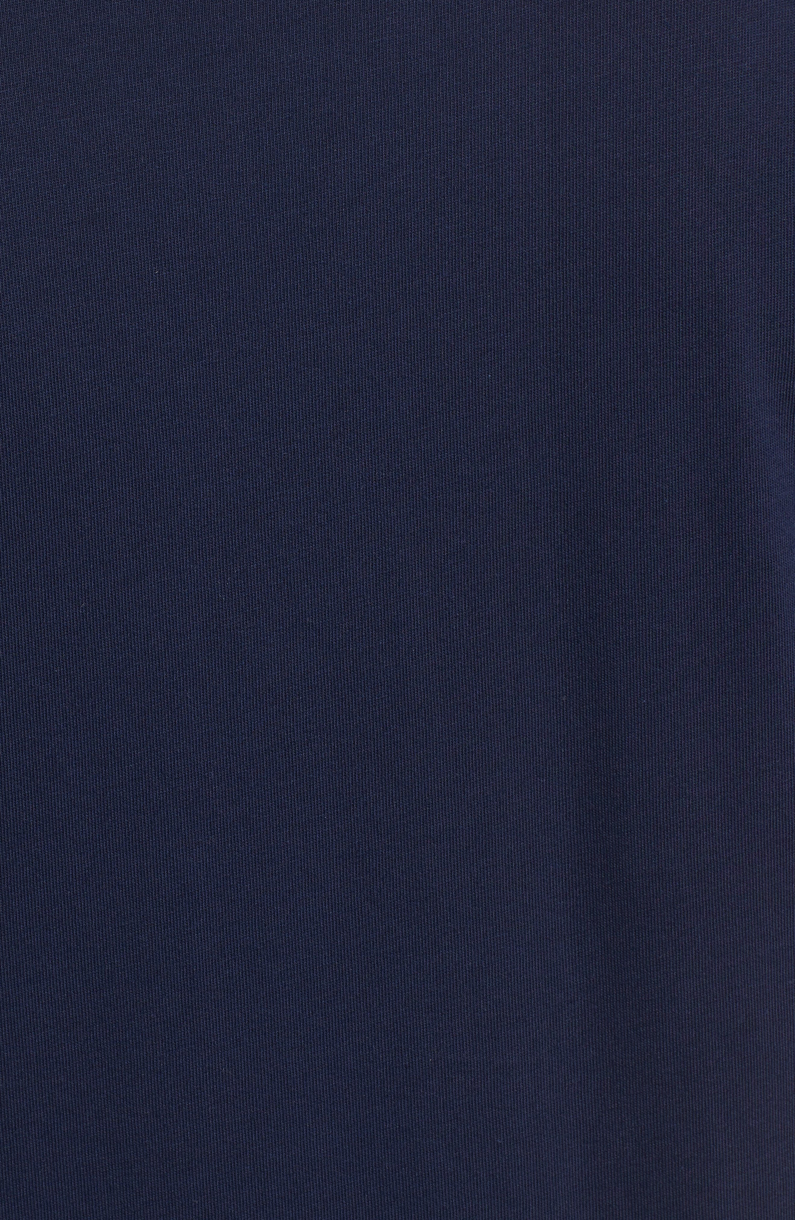Athletics Classic 574 Crewneck T-Shirt,                             Alternate thumbnail 5, color,                             Pigment