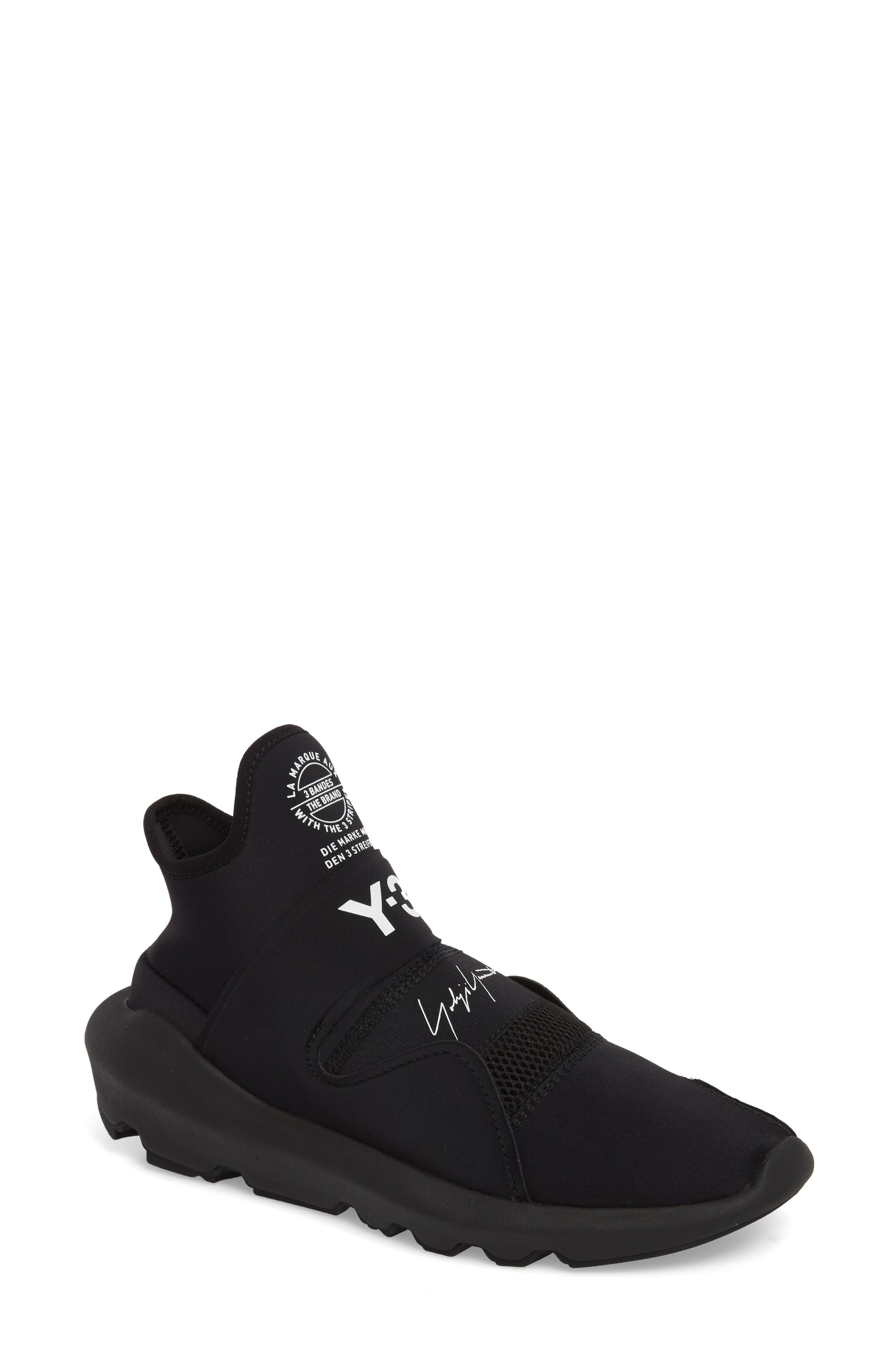 Superbou Sneaker,                         Main,                         color, Black / Core White