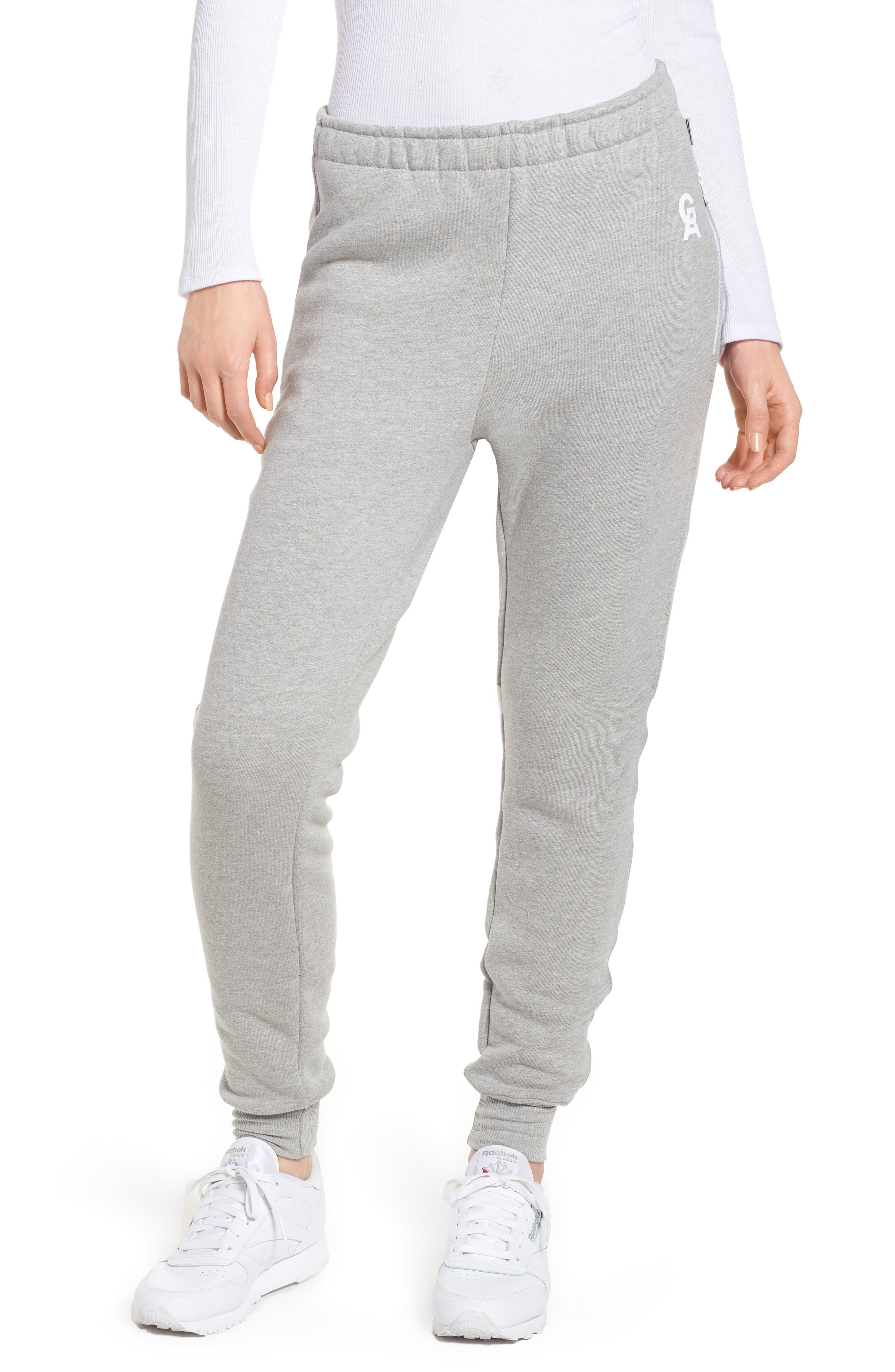 Good American Good Sweats Slim Sweatpants (Regular & Plus Size)