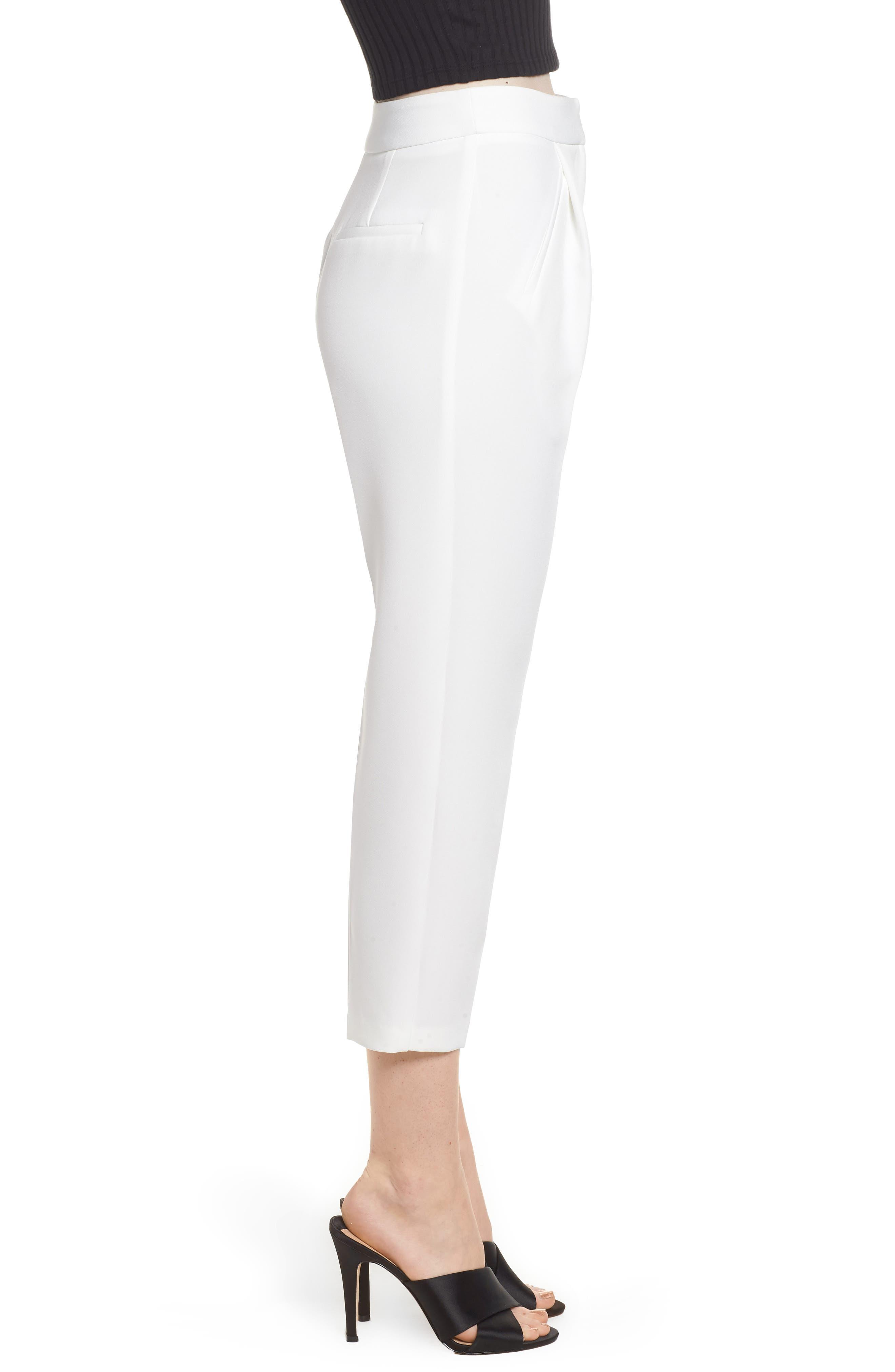 Alternate Image 3  - Topshop Clean Pocket Peg Trousers