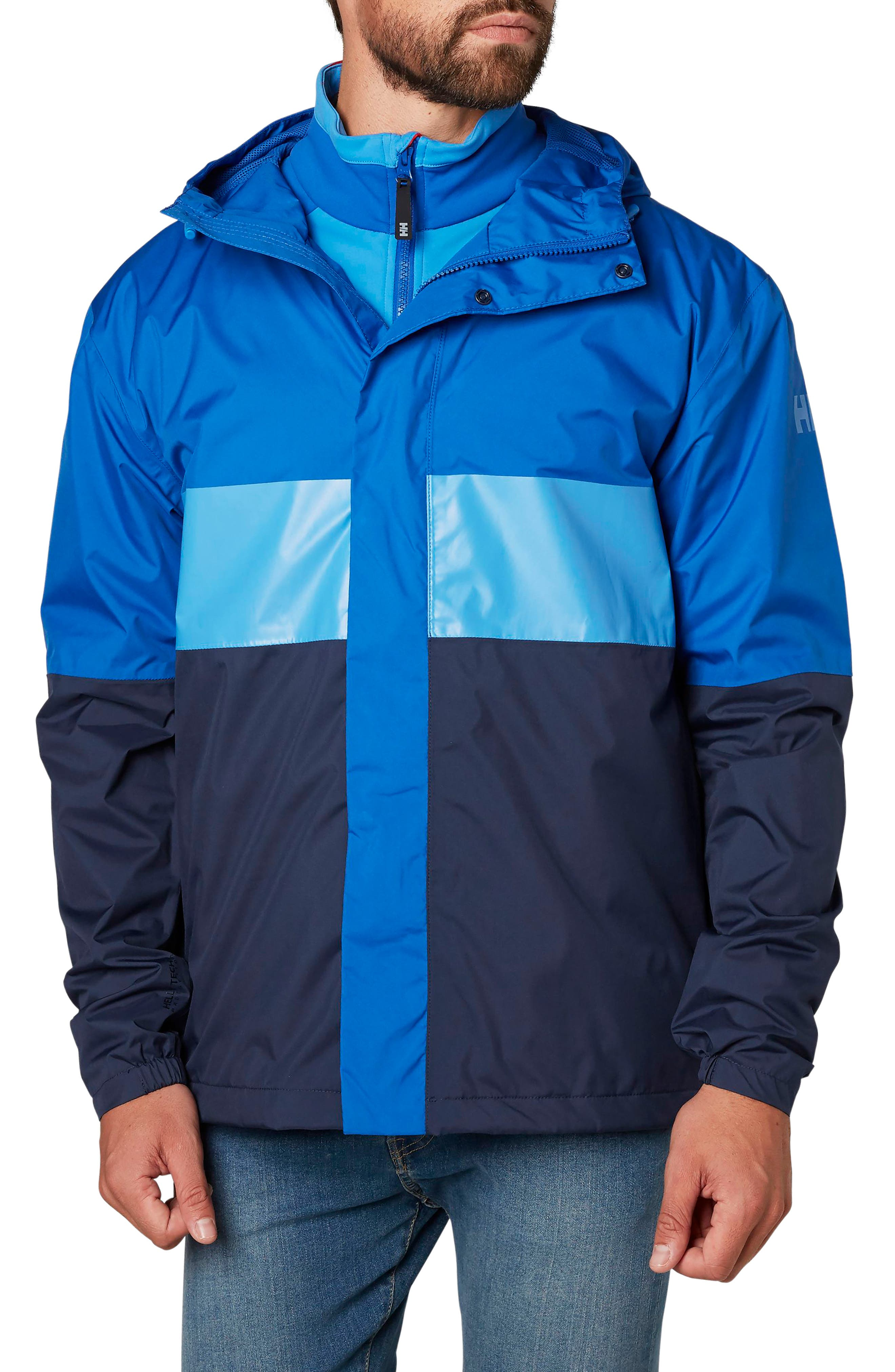 Active Jacket,                         Main,                         color, Olympian Blue