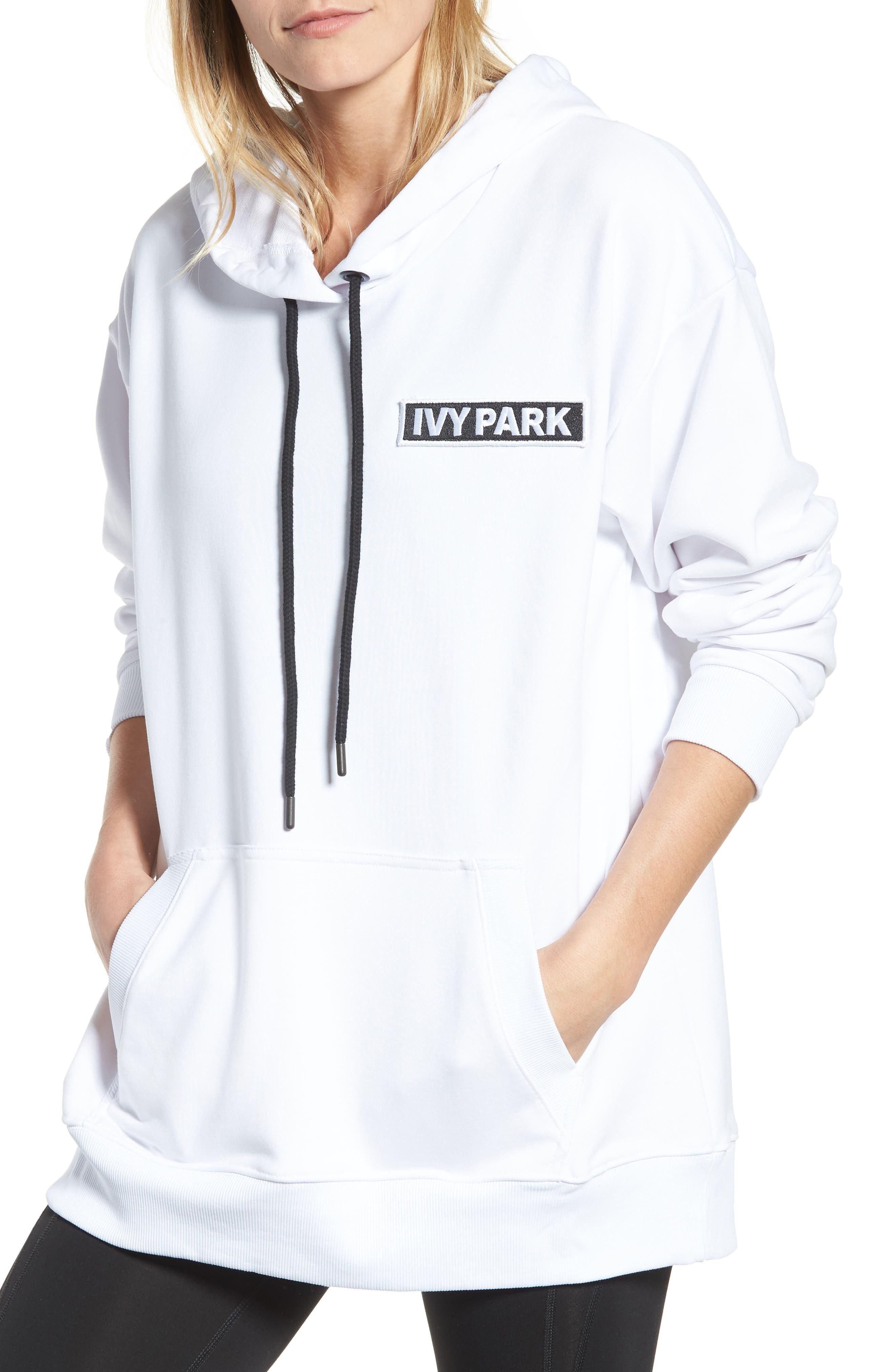 IVY PARK® Flag Badge Hoodie