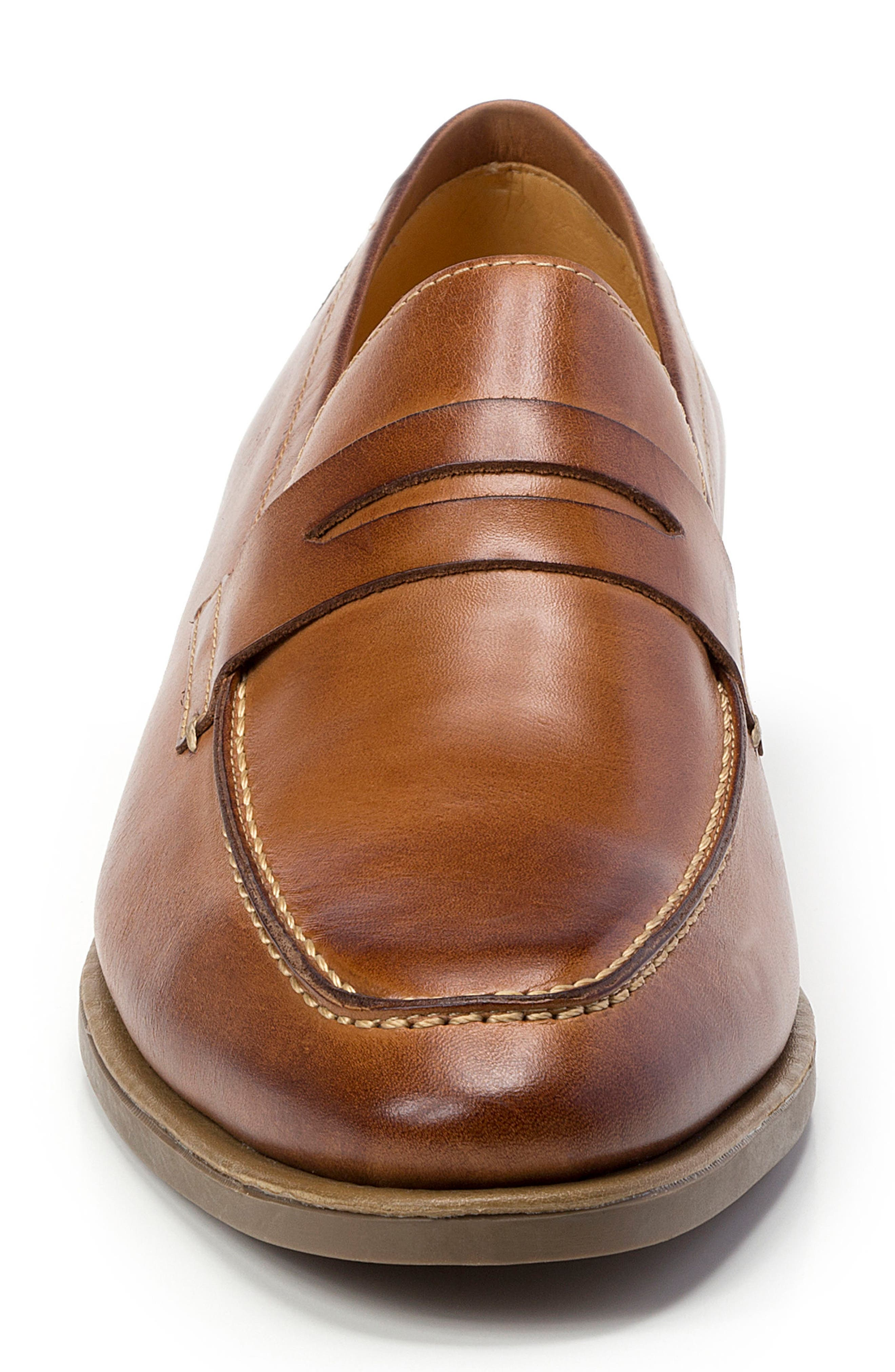 Murray Penny Loafer,                             Alternate thumbnail 4, color,                             Tan