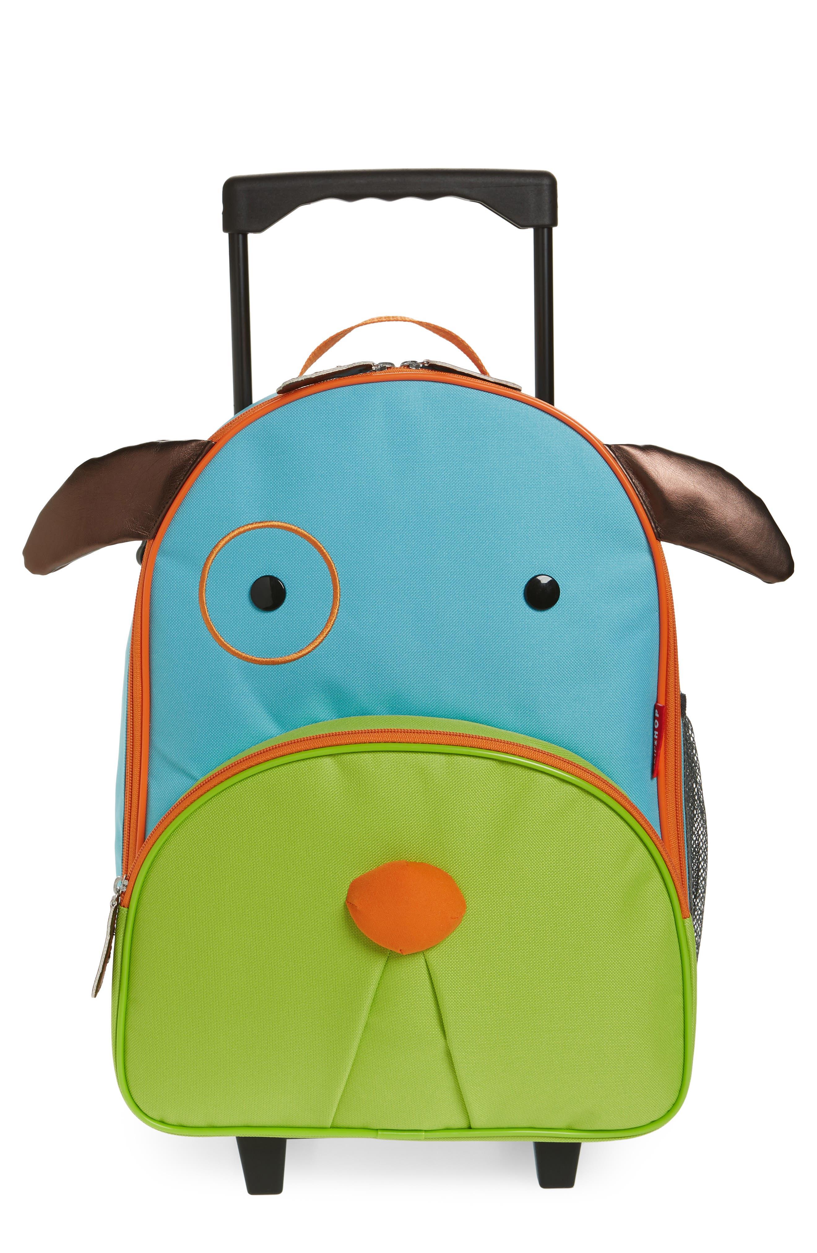 Skip Hop Rolling Luggage (Kids)