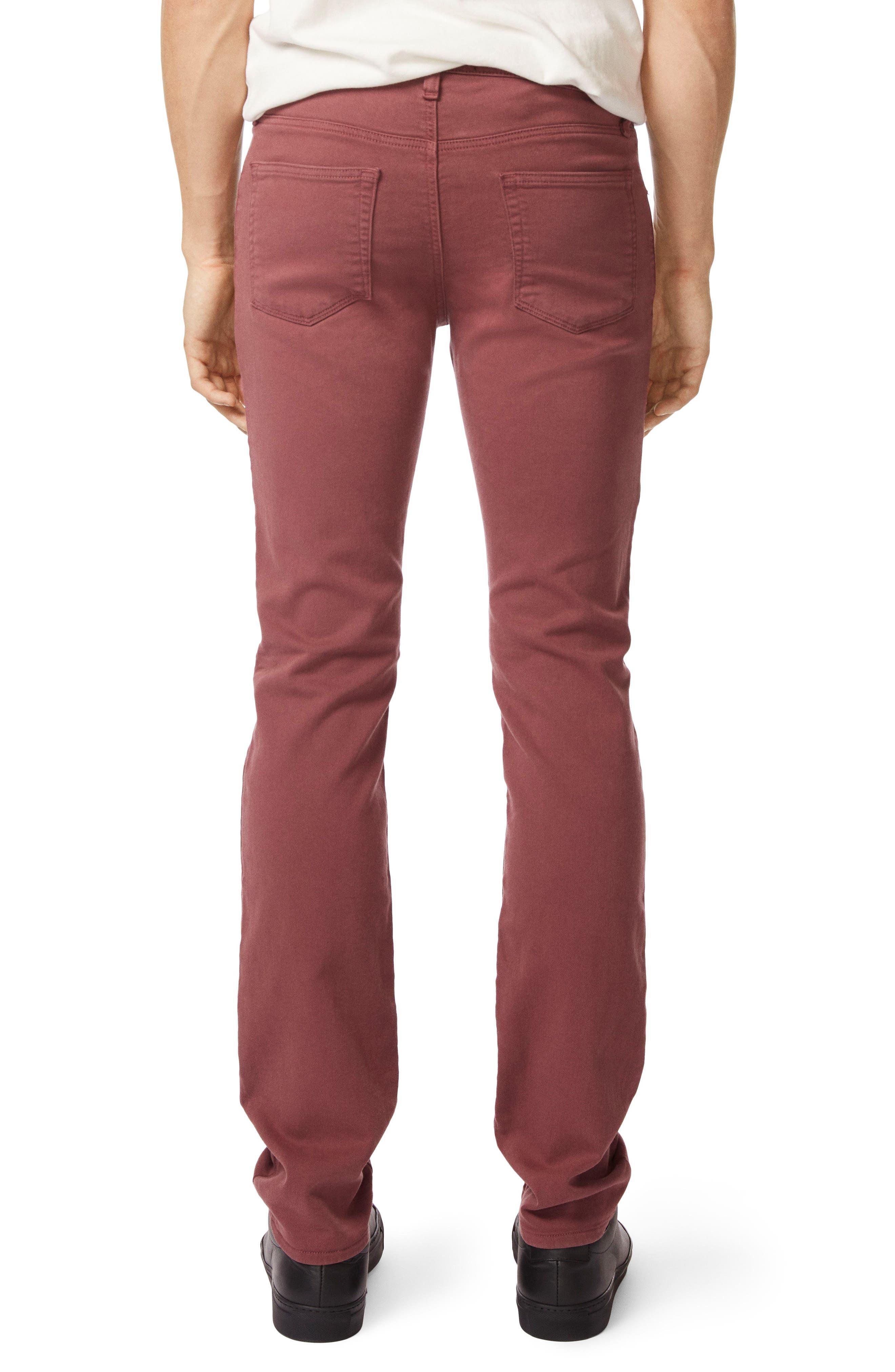 Kane Slim Straight Leg Pants,                             Alternate thumbnail 2, color,                             Keckley Basella