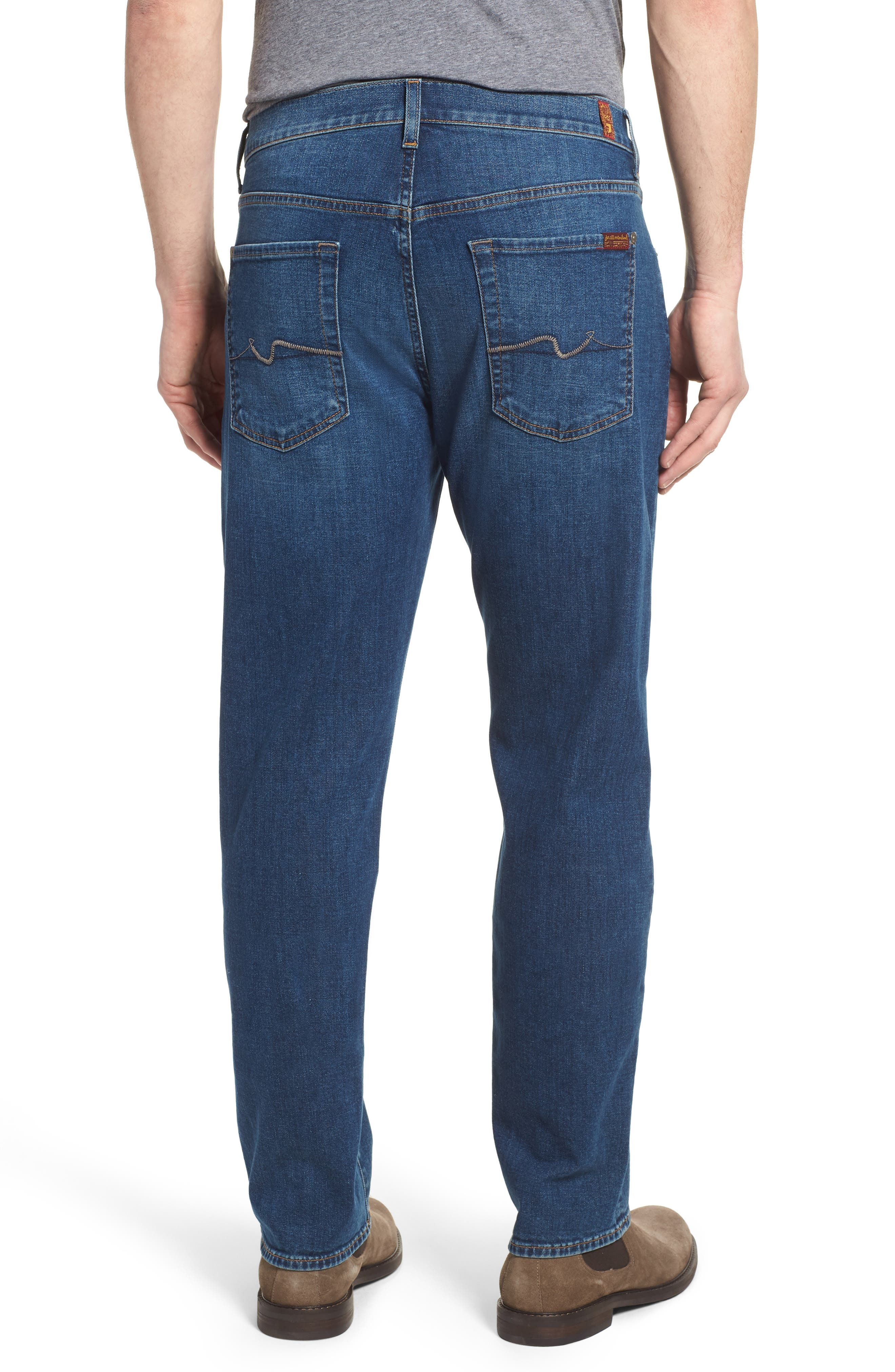 Austyn Relaxed Fit Jeans,                             Alternate thumbnail 2, color,                             Oasis