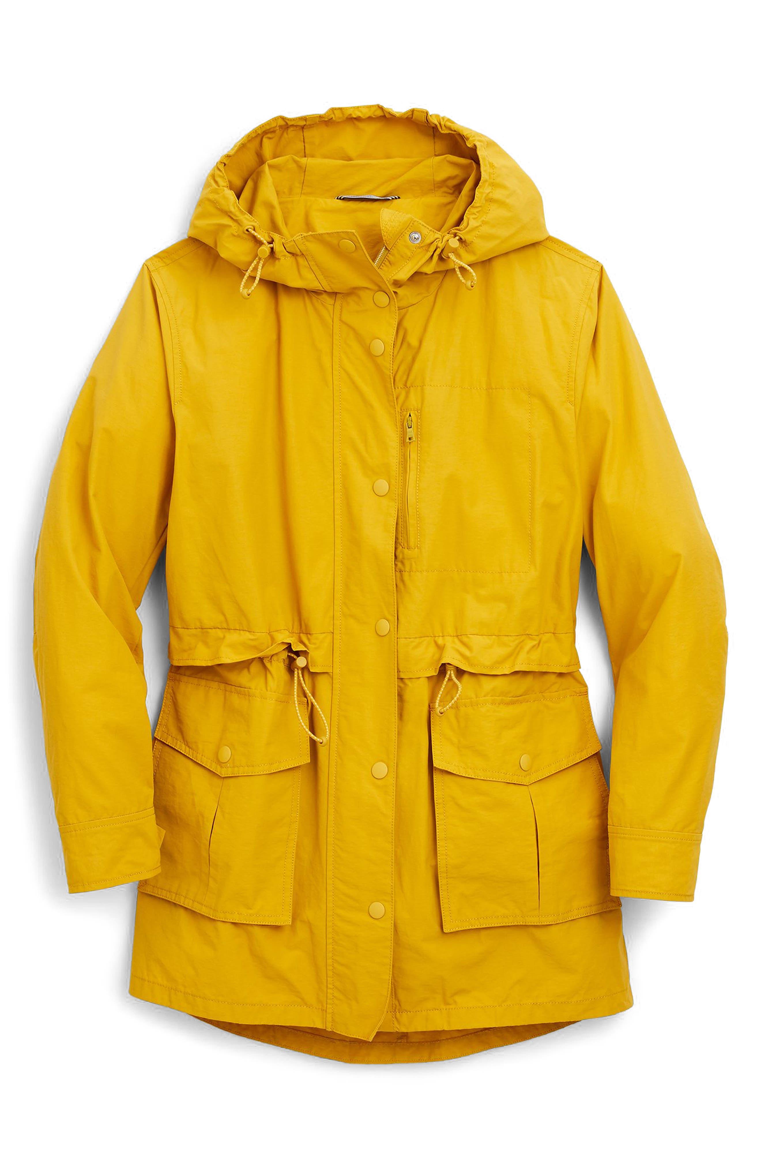 J.Crew Perfect Raincoat