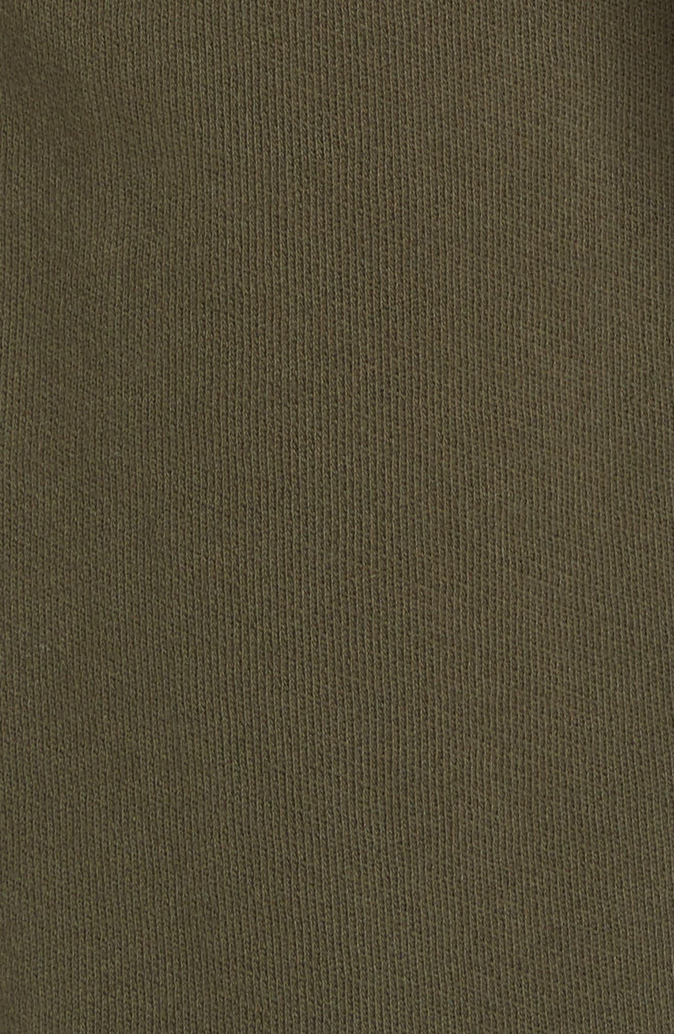 Slim Sweatpants,                             Alternate thumbnail 5, color,                             Pine