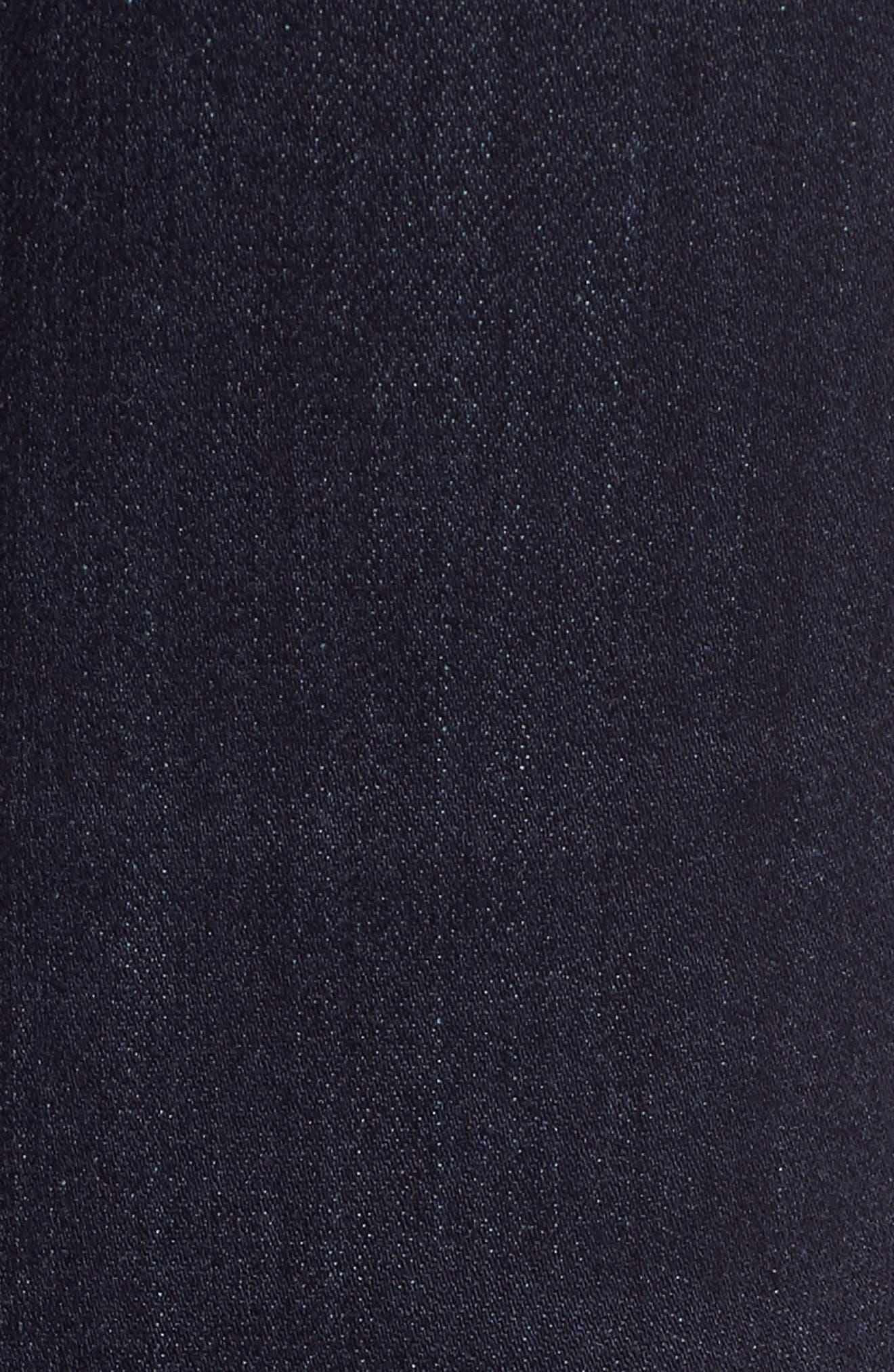 Billie Mini Bootcut Jeans,                             Alternate thumbnail 6, color,                             Mabel