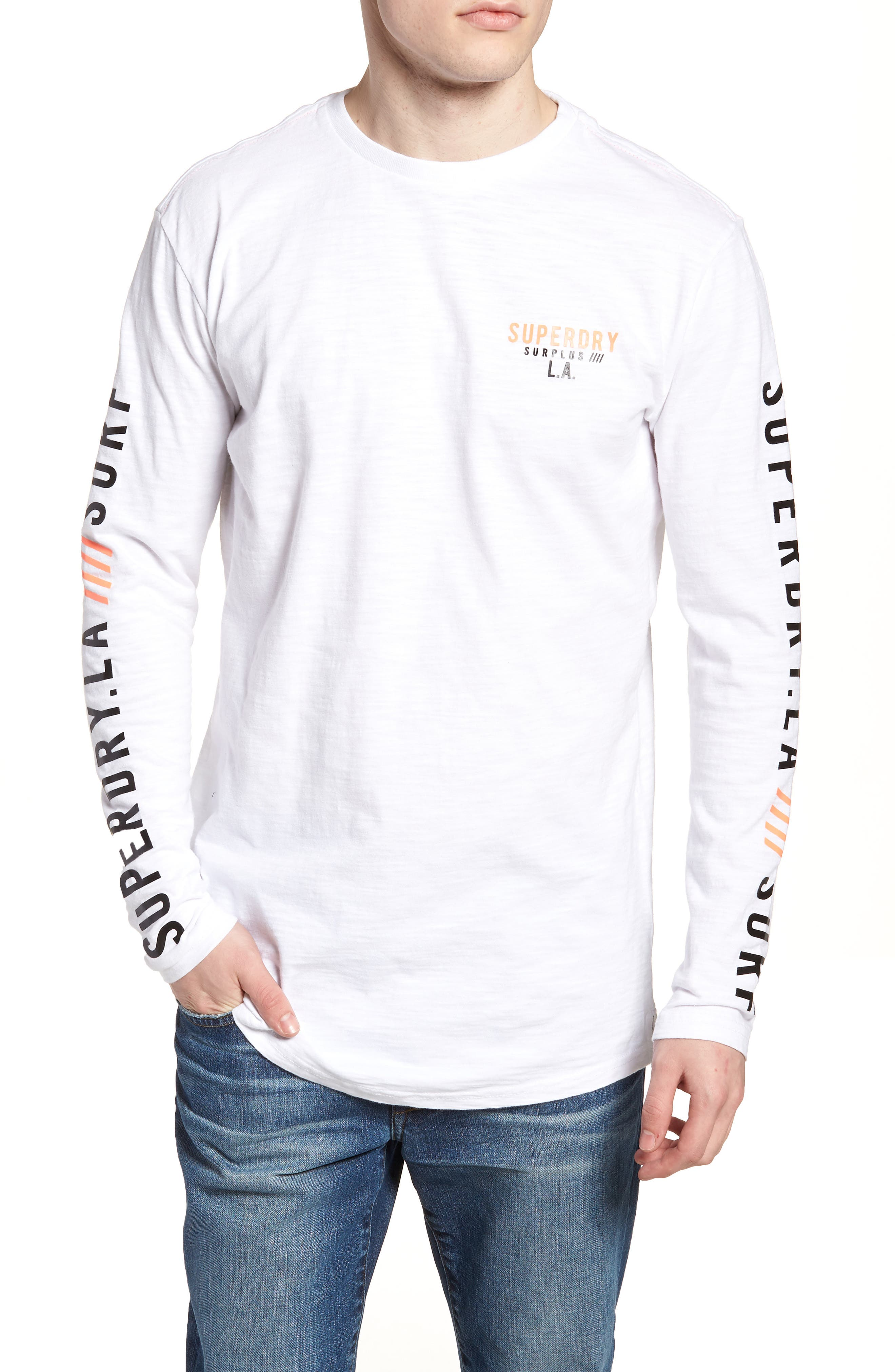 Alternate Image 1 Selected - Superdry Surplus Goods T-Shirt