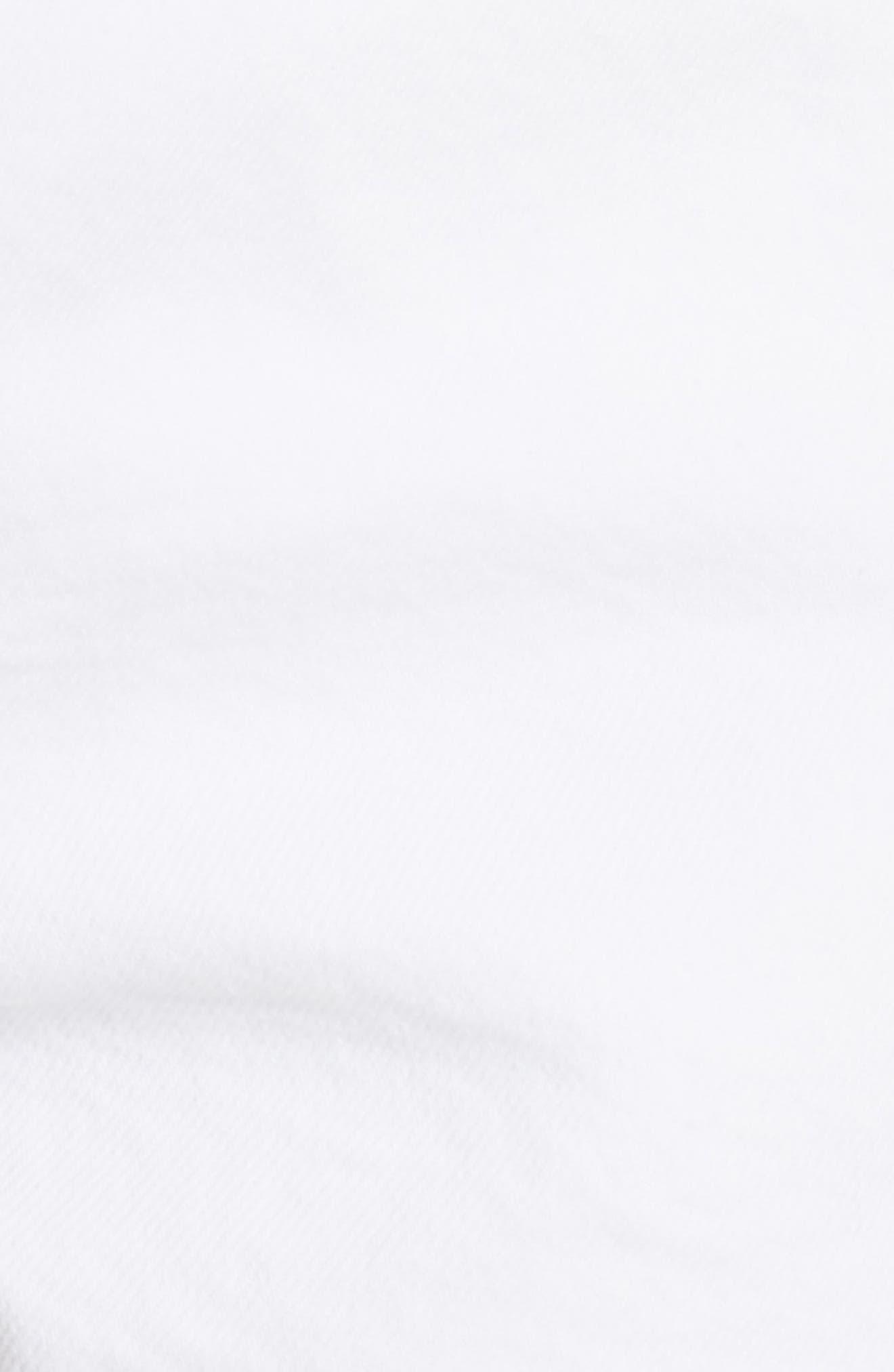 Rigid Re-Release - Le Original Shorts,                             Alternate thumbnail 3, color,                             Blanc Stockley