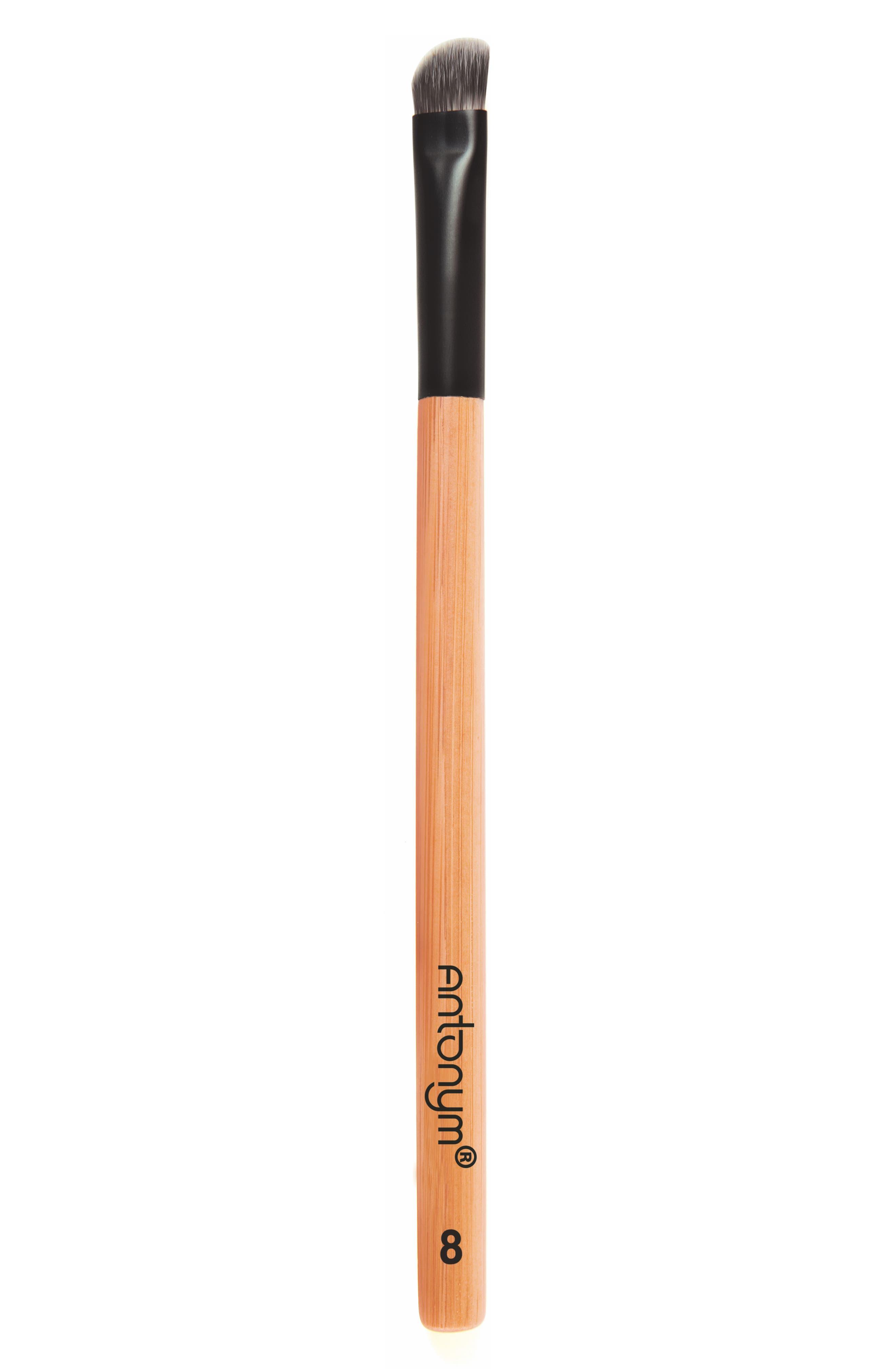 Medium Angled Eye Shader Brush,                             Main thumbnail 1, color,                             No Color